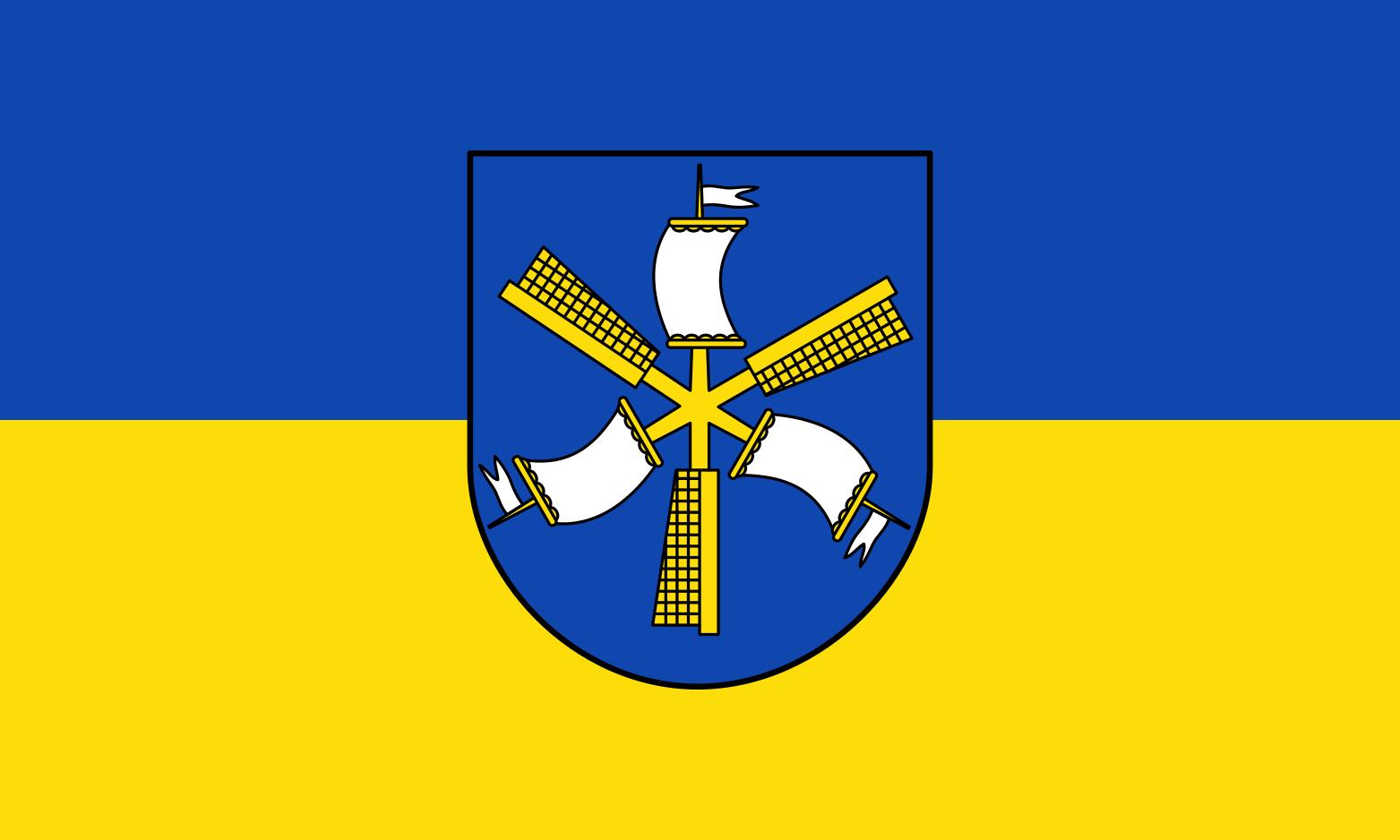 Flagge_Haren__Ems_