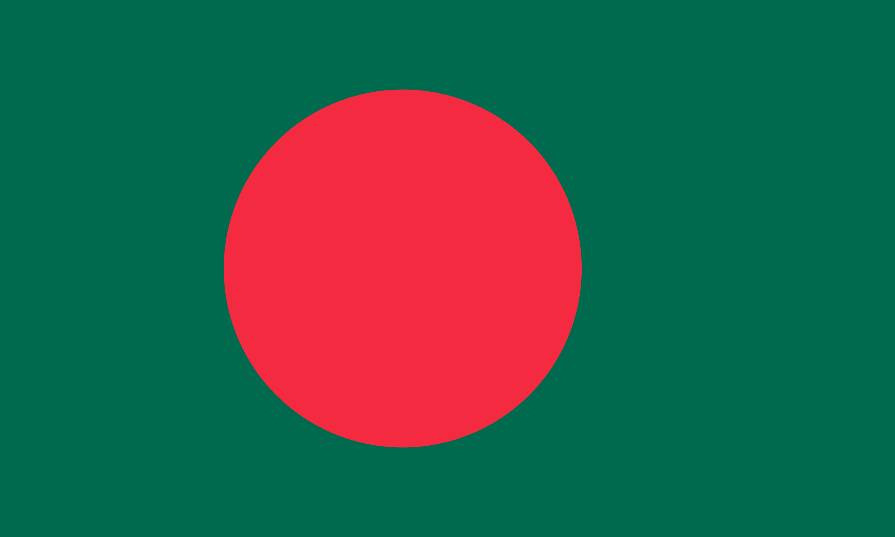 Bangladesh Flag Colours