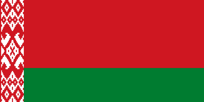 Belarus Flag Colours