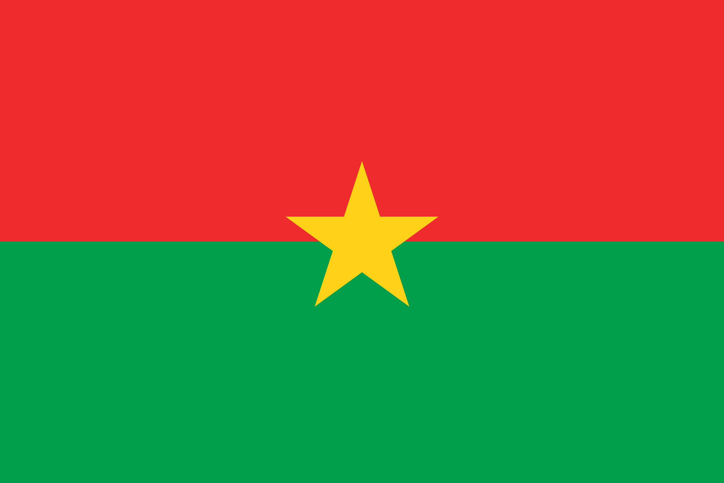 Burkina_Faso Flag Colours