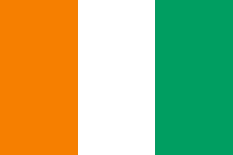 Côte_d_Ivoire Flag Colours