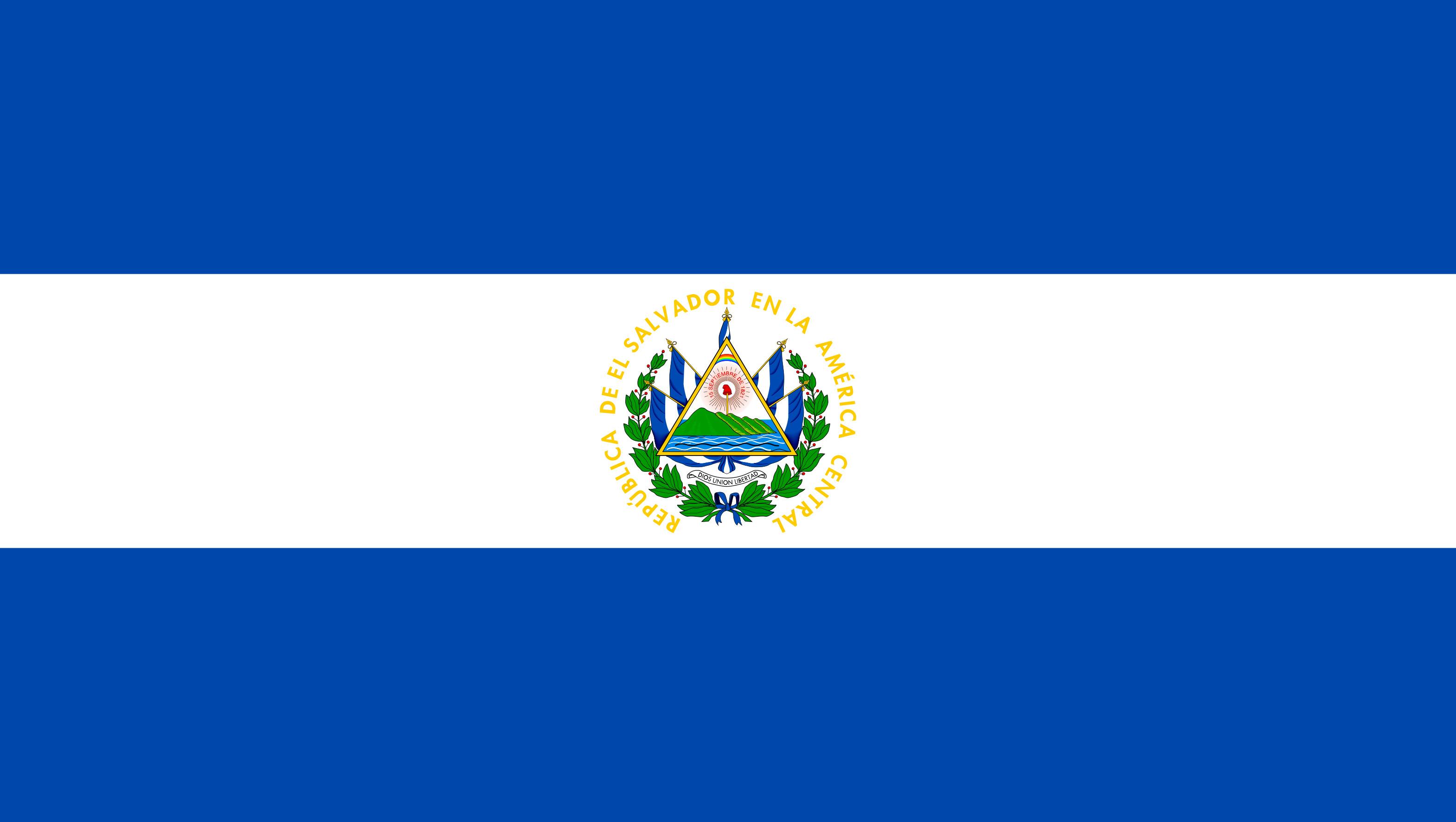 El_Salvador Flag Colours