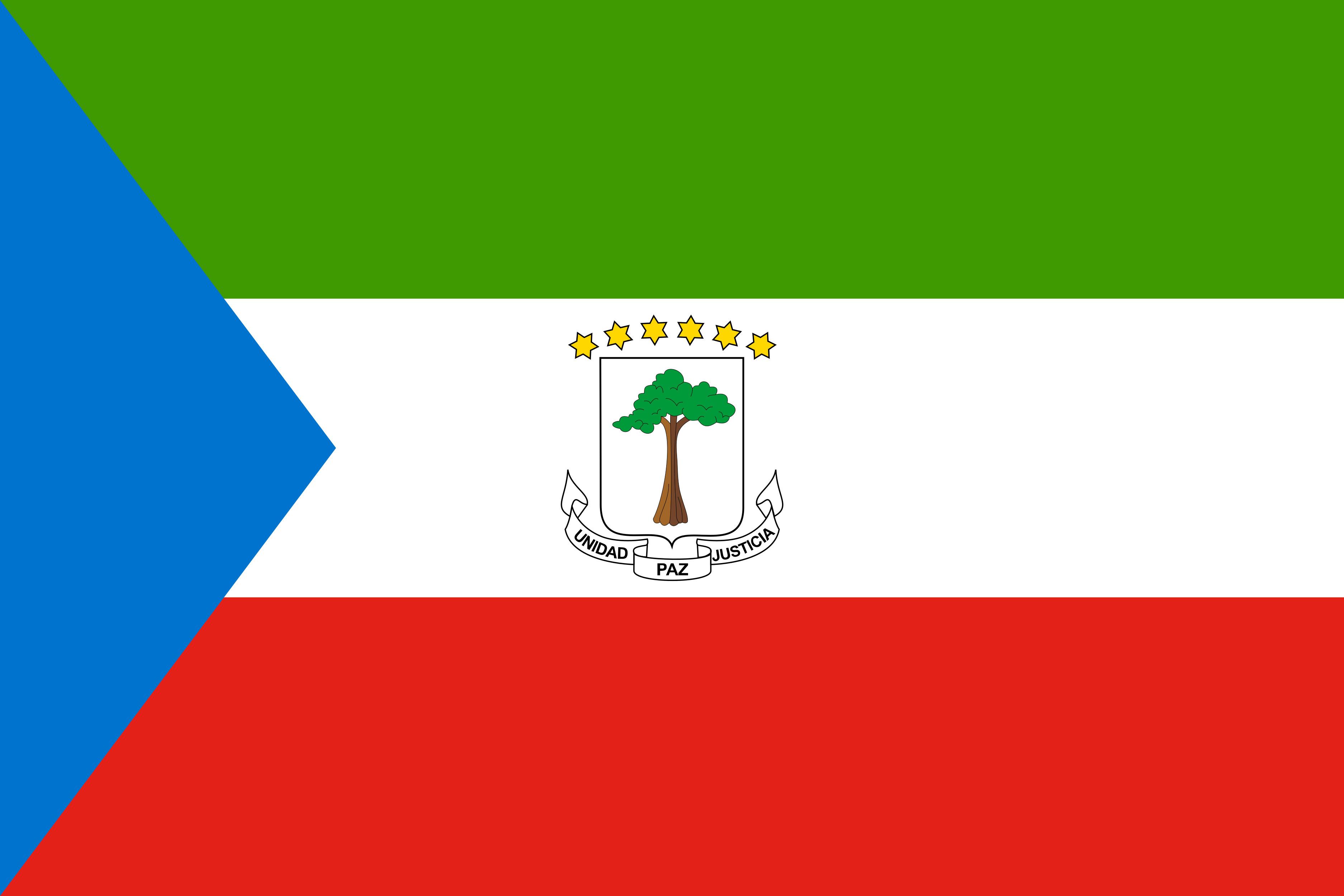 Equatorial_Guinea Flag Colours