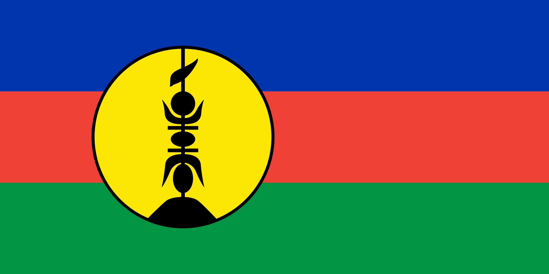 FLNKS Flag Colours