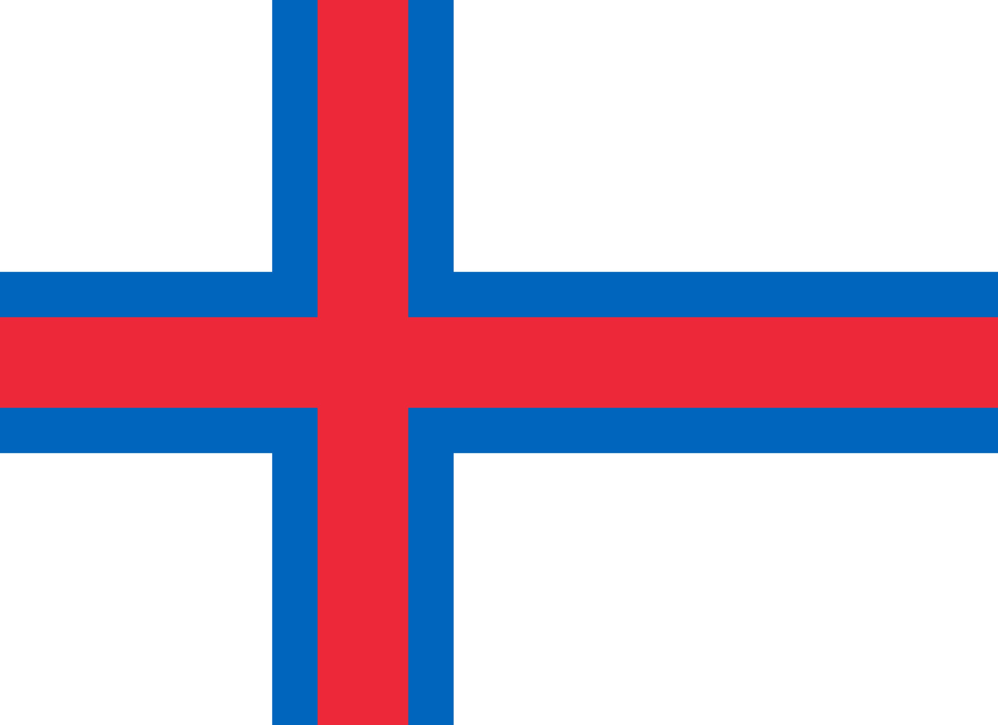 Faroe_Islands Flag Colours