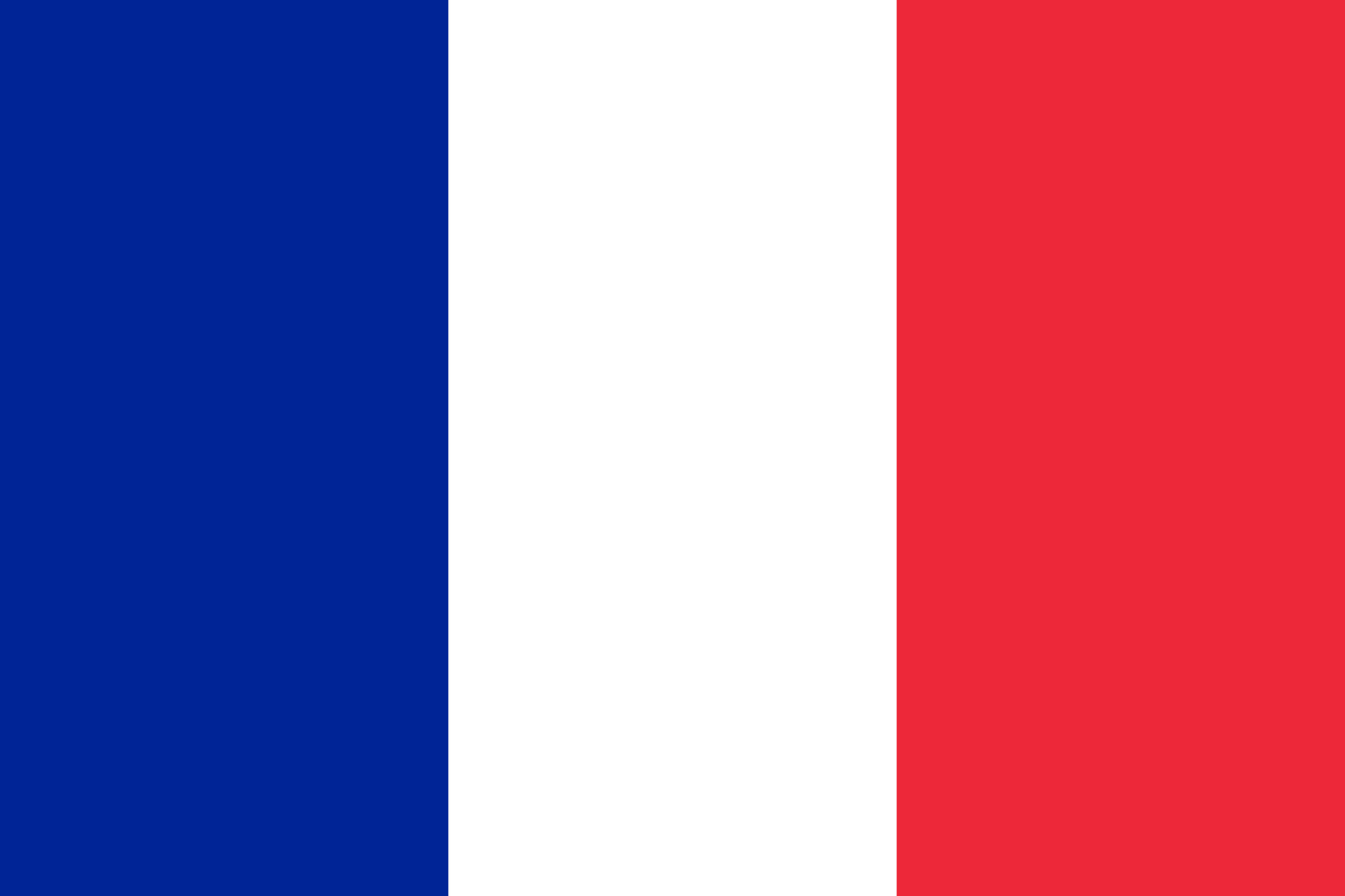France Flag Colours