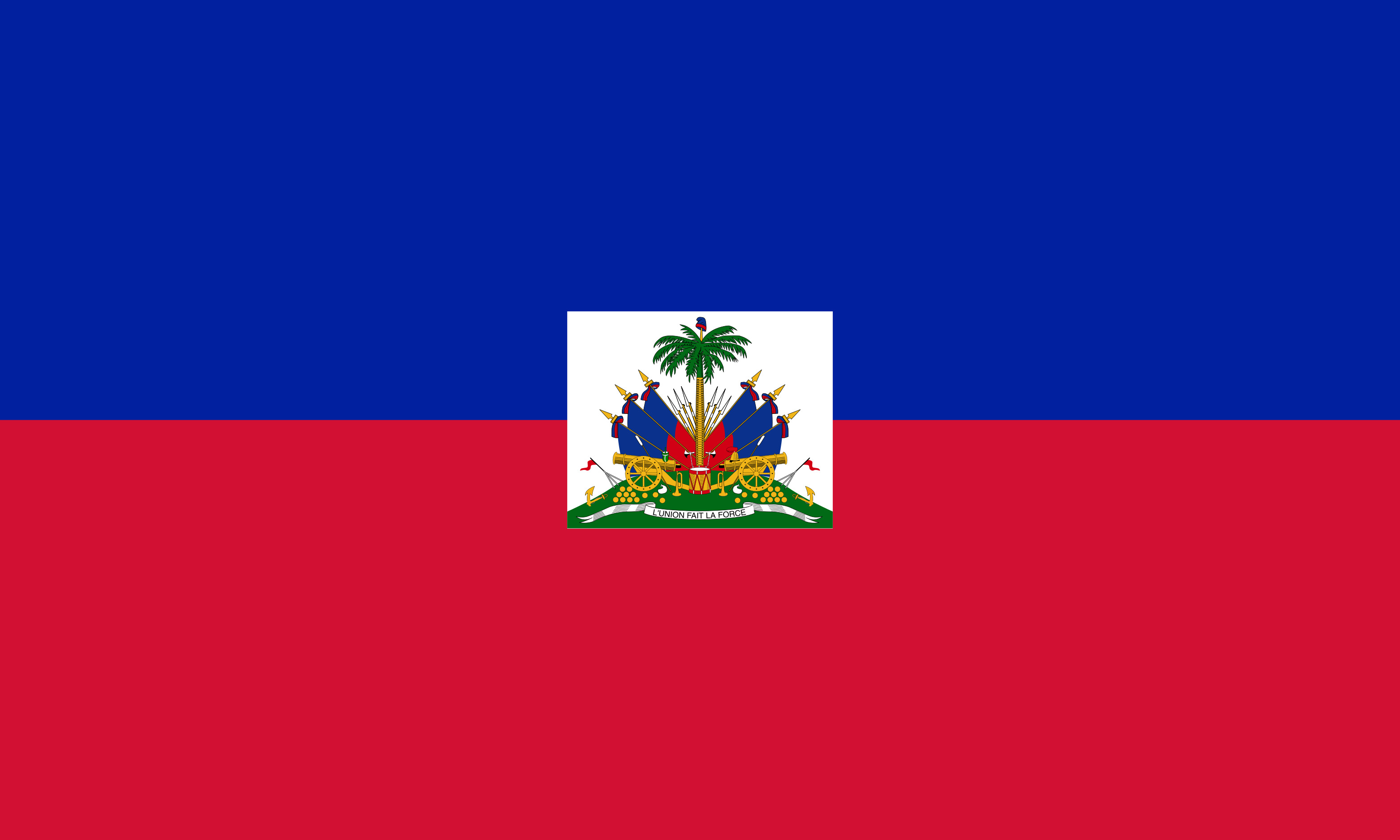 Haiti Flag Colours
