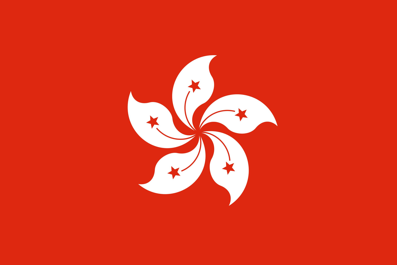 Hong_Kong Flag Colours