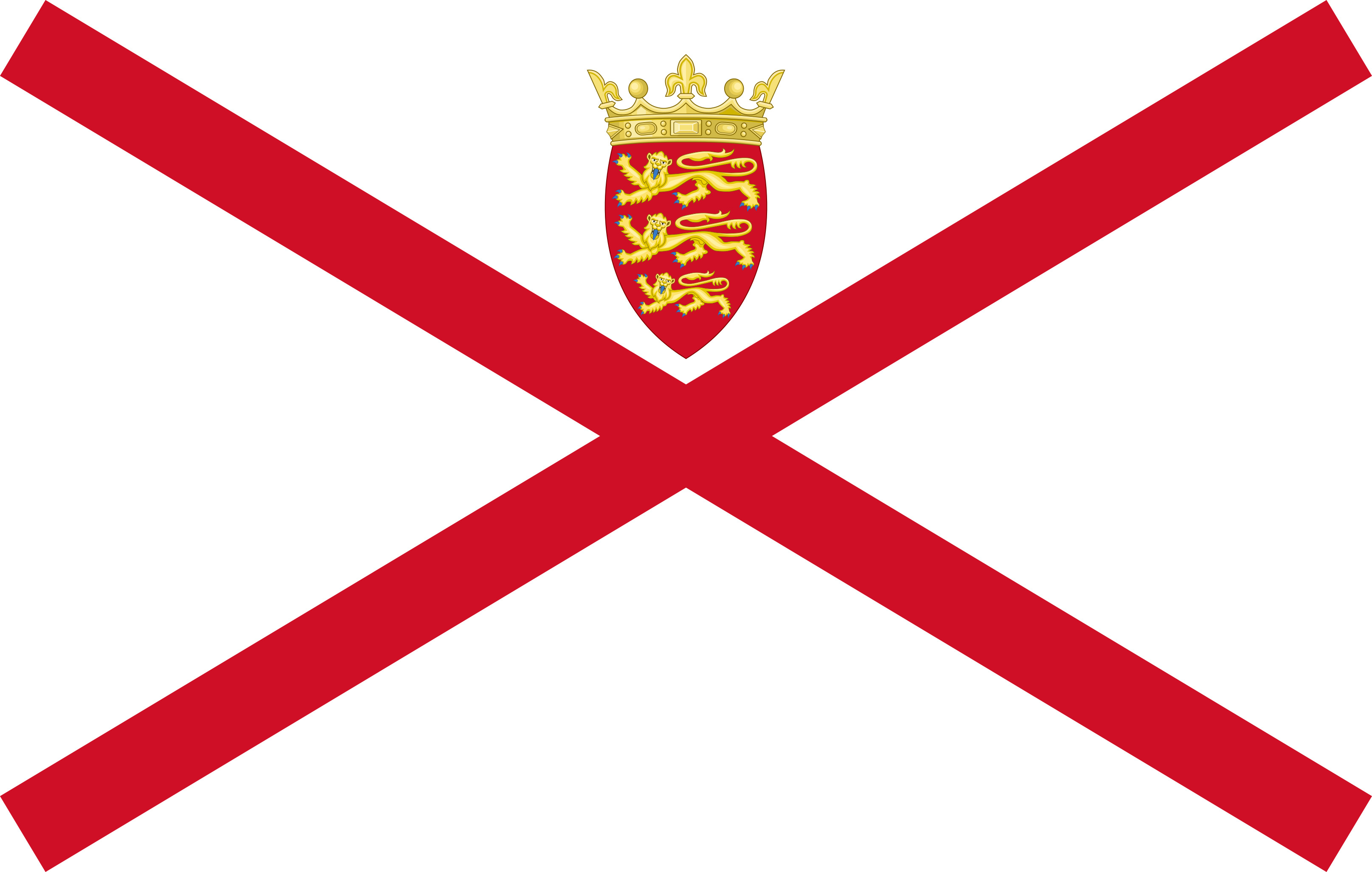 Jersey Flag Colours