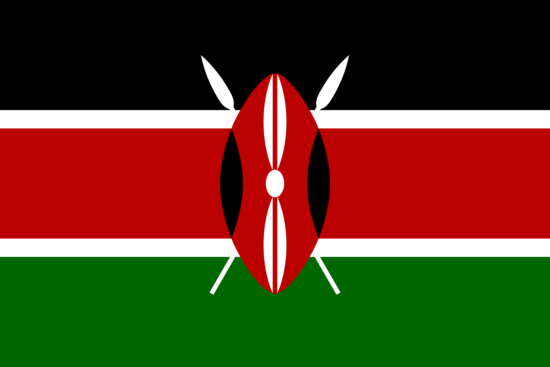 Kenya Flag Colours