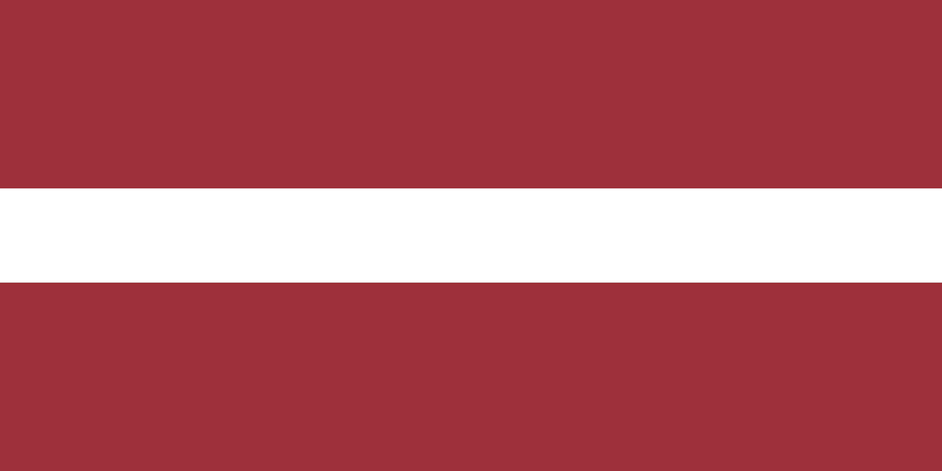 Latvia Flag Colours