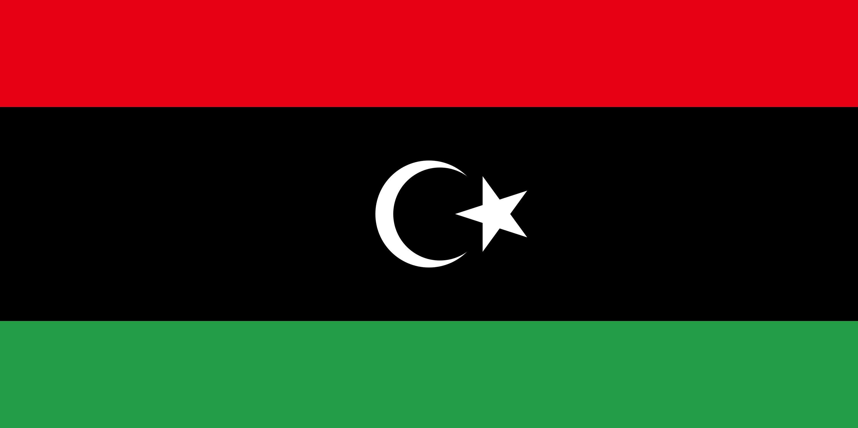 Libya Flag Colours