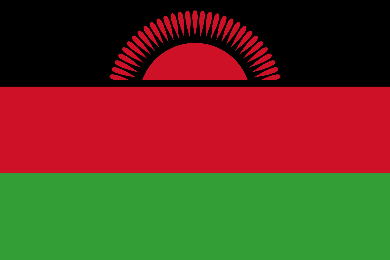 Malawi Flag Colours