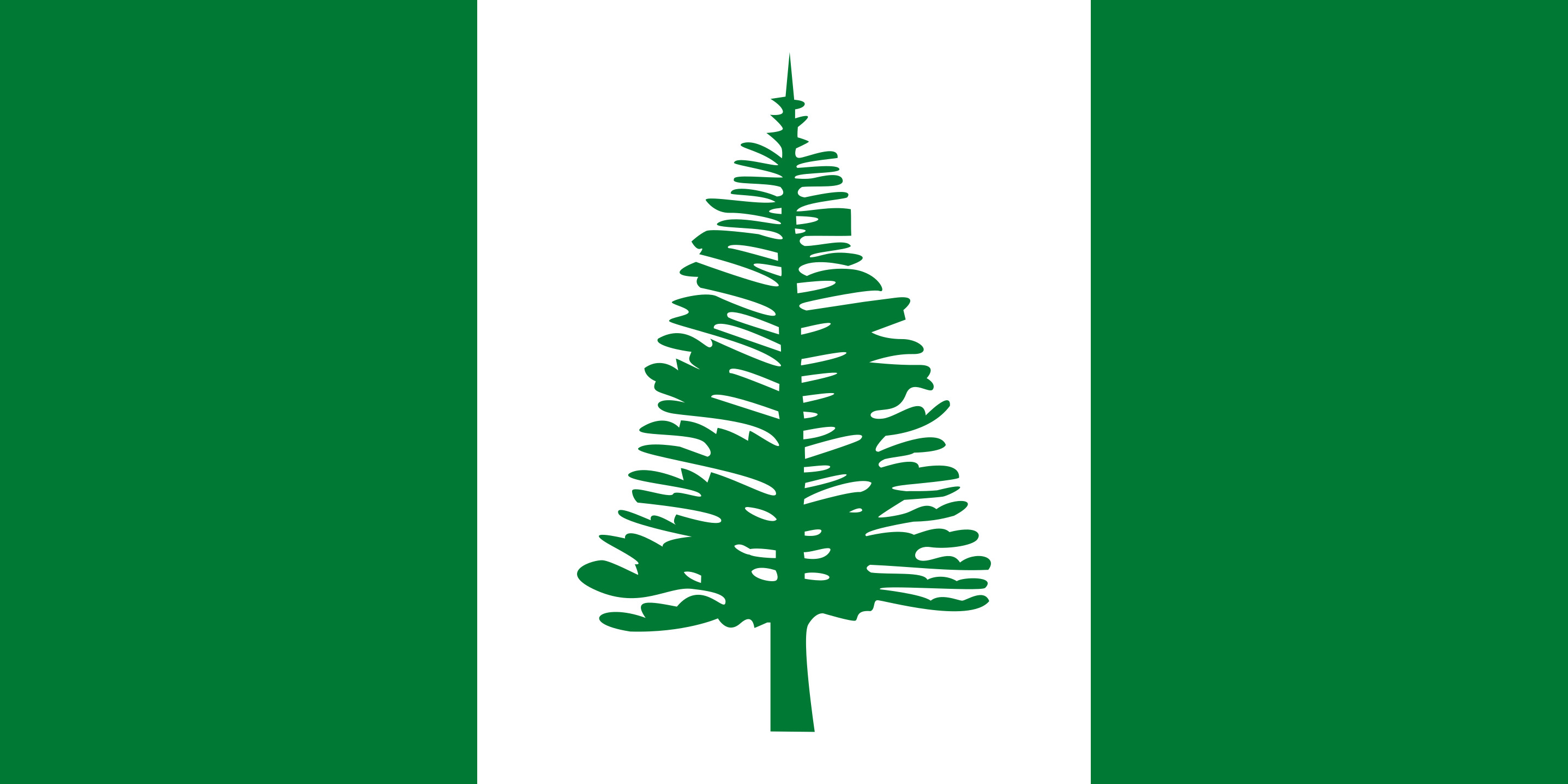 Norfolk_Island Flag Colours