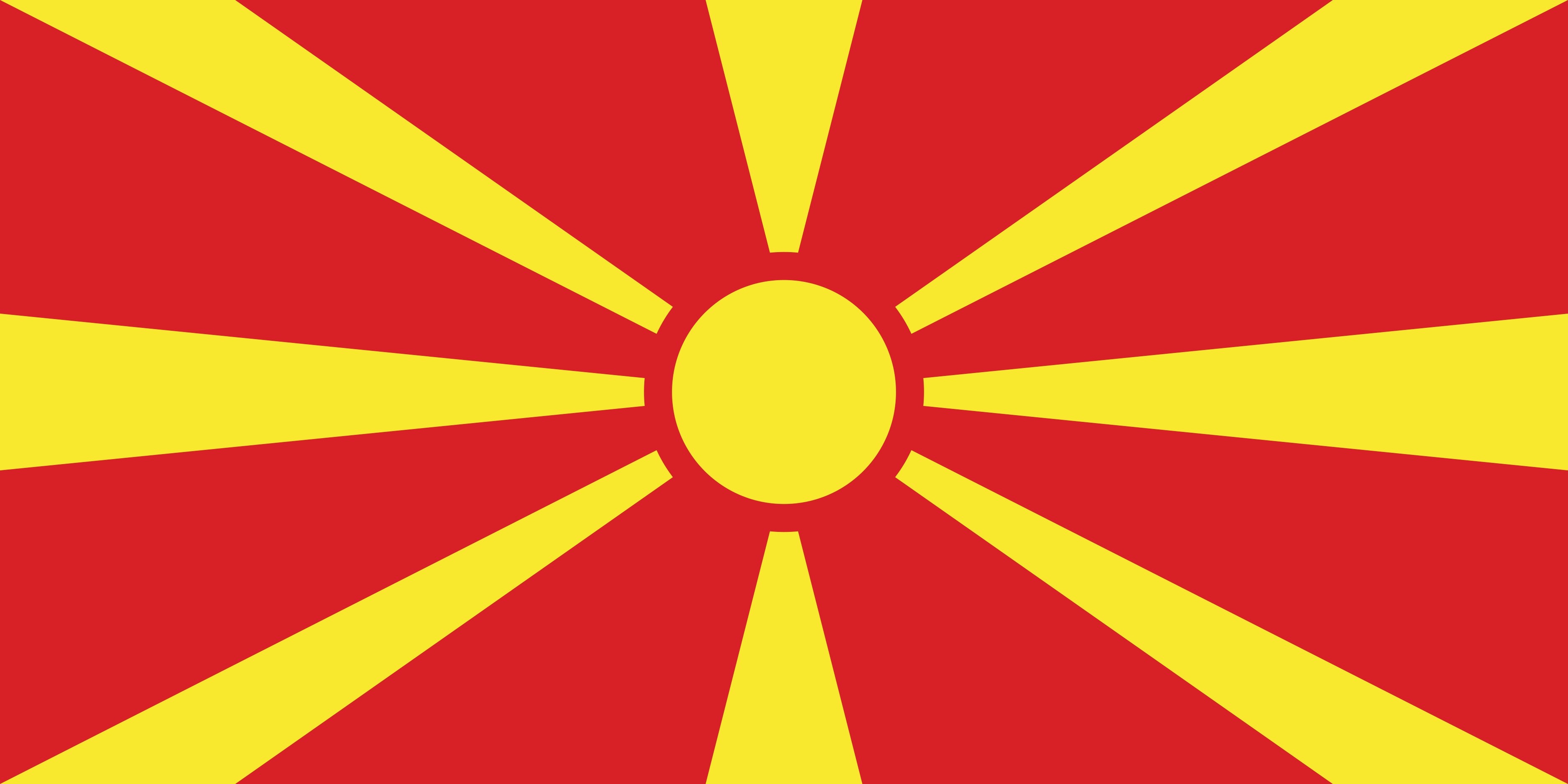 North_Macedonia Flag Colours