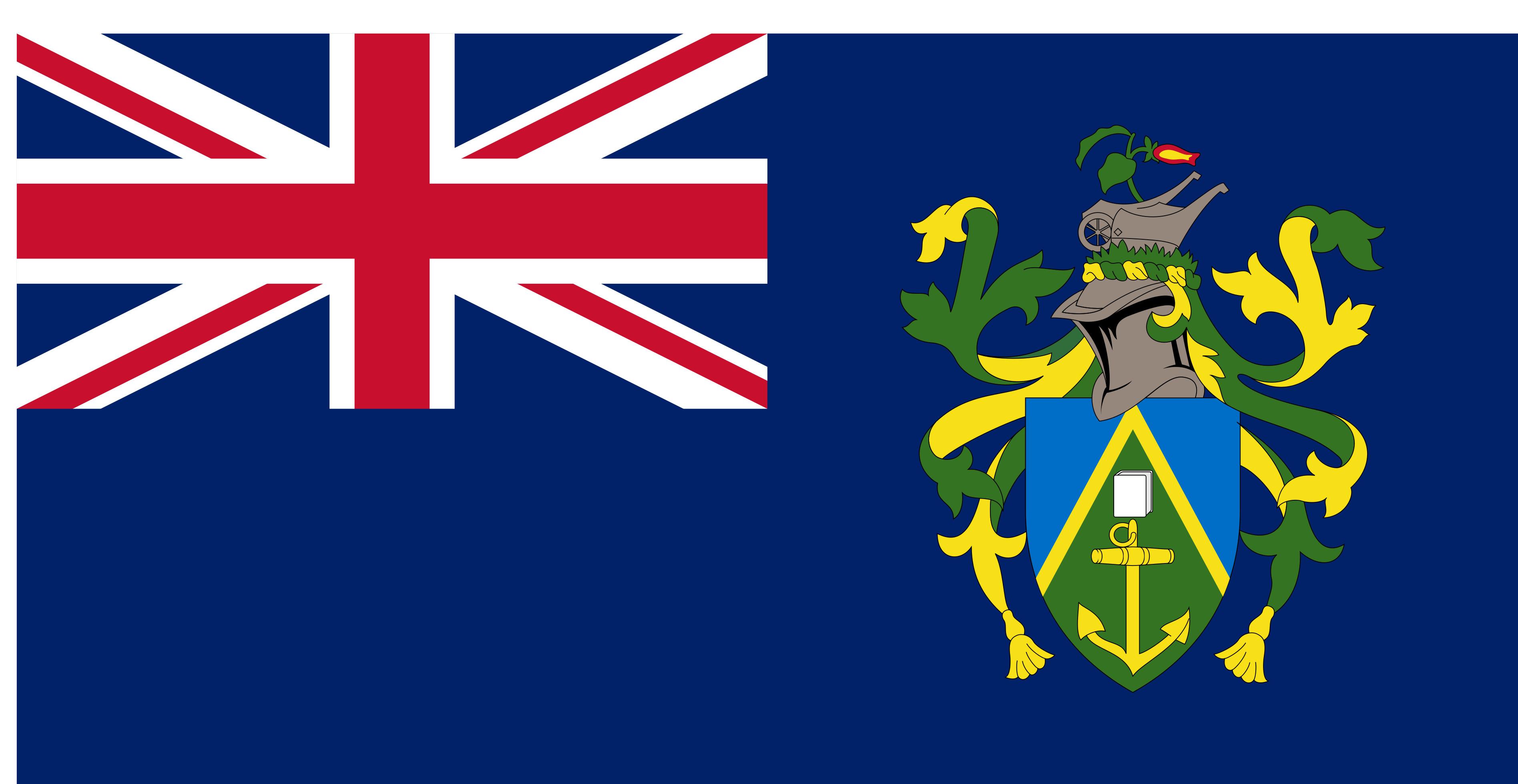 Pitcairn_Islands Flag Colours