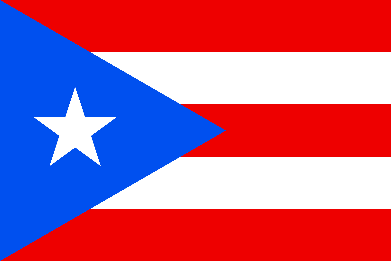 Puerto_Rico Flag Colours