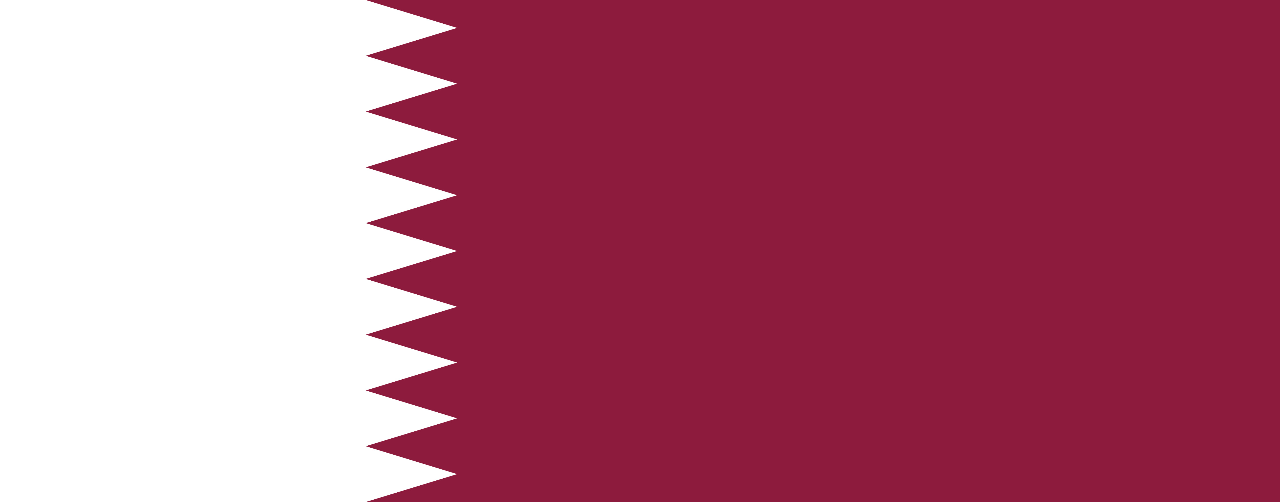 Qatar Flag Colours