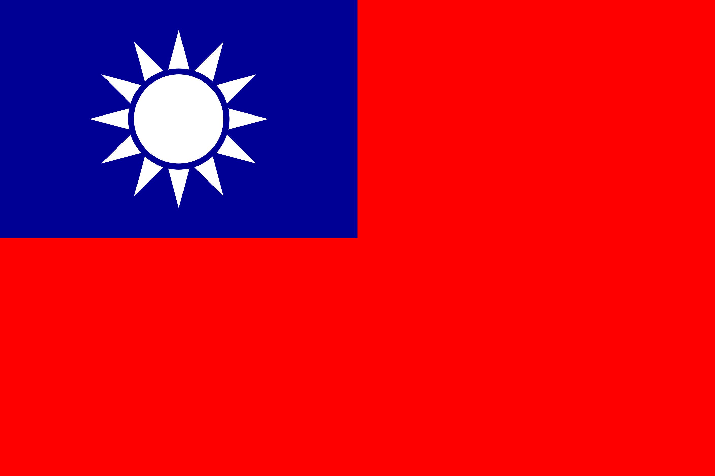 Republic_of_China Flag Colours