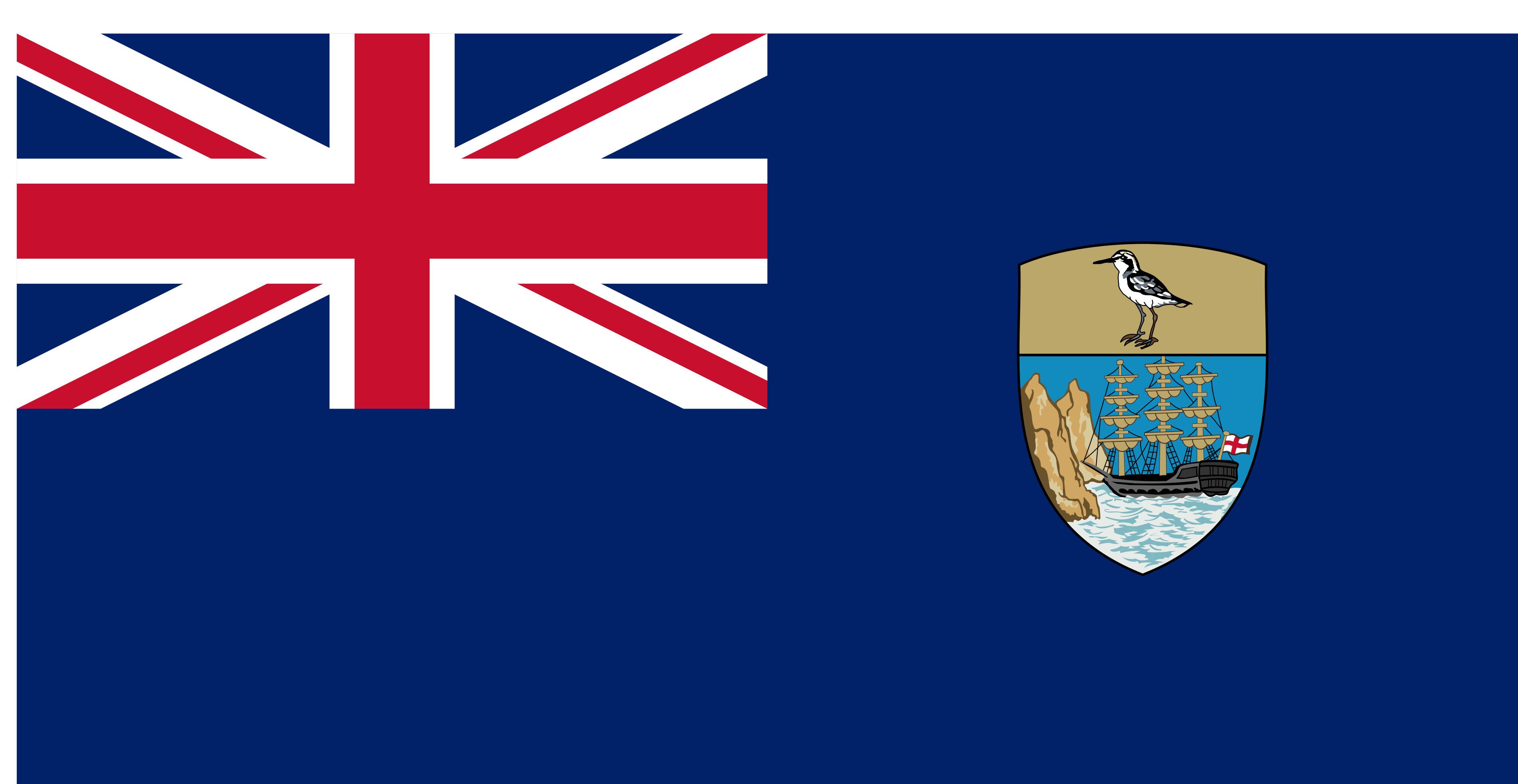 Saint_Helena Flag Colours