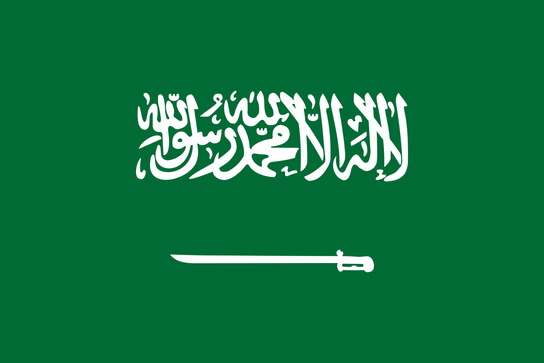 Saudi_Arabia Flag Colours