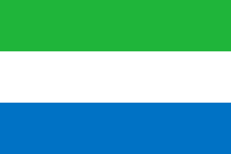 Sierra_Leone Flag Colours