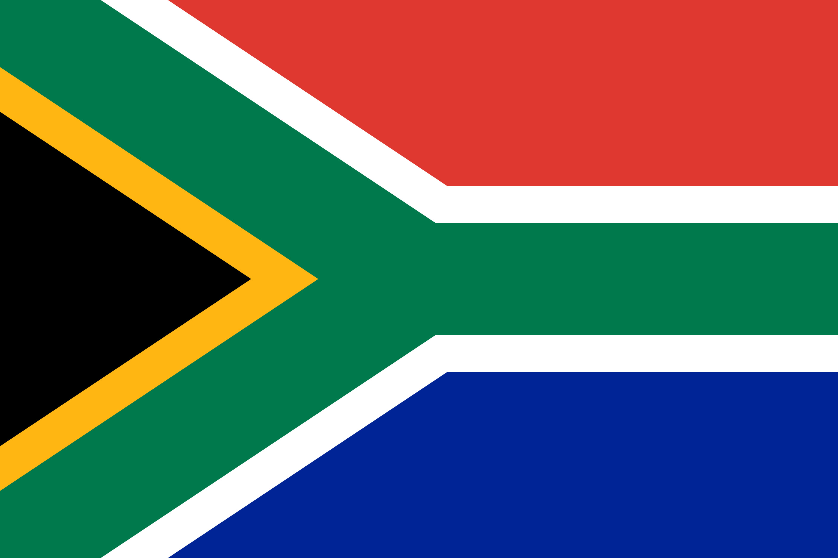 South_Africa Flag Colours