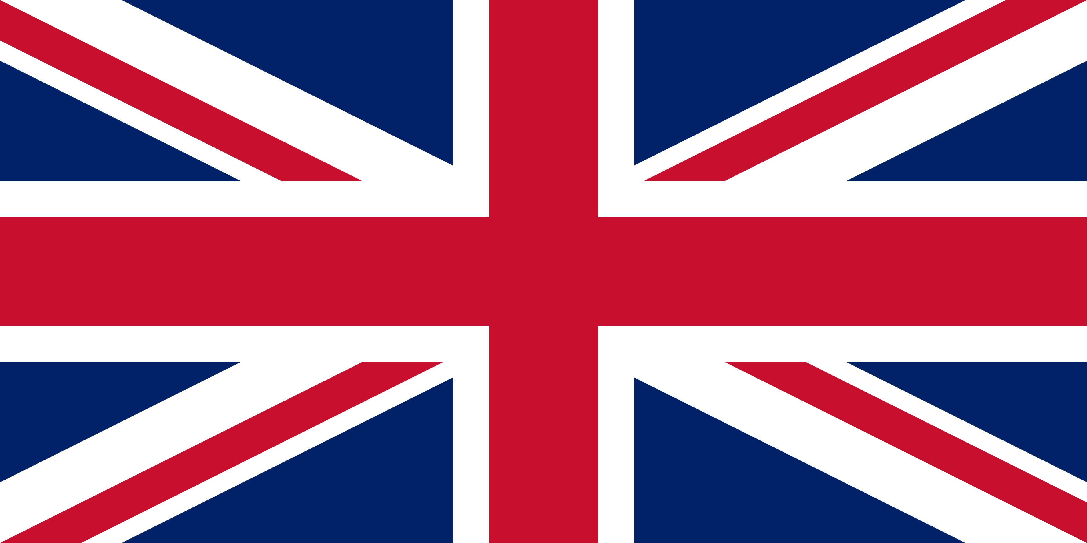 United_Kingdom Flag Colours