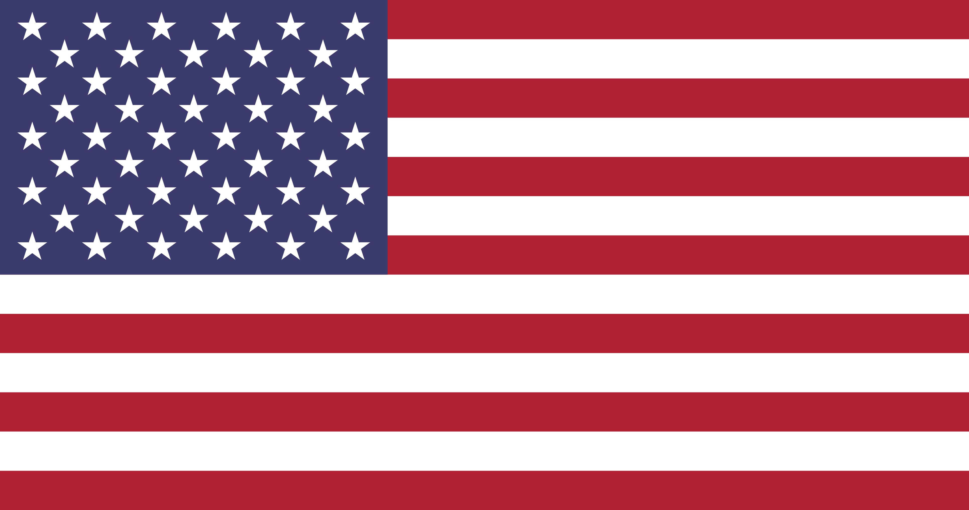 United_States Flag Colours