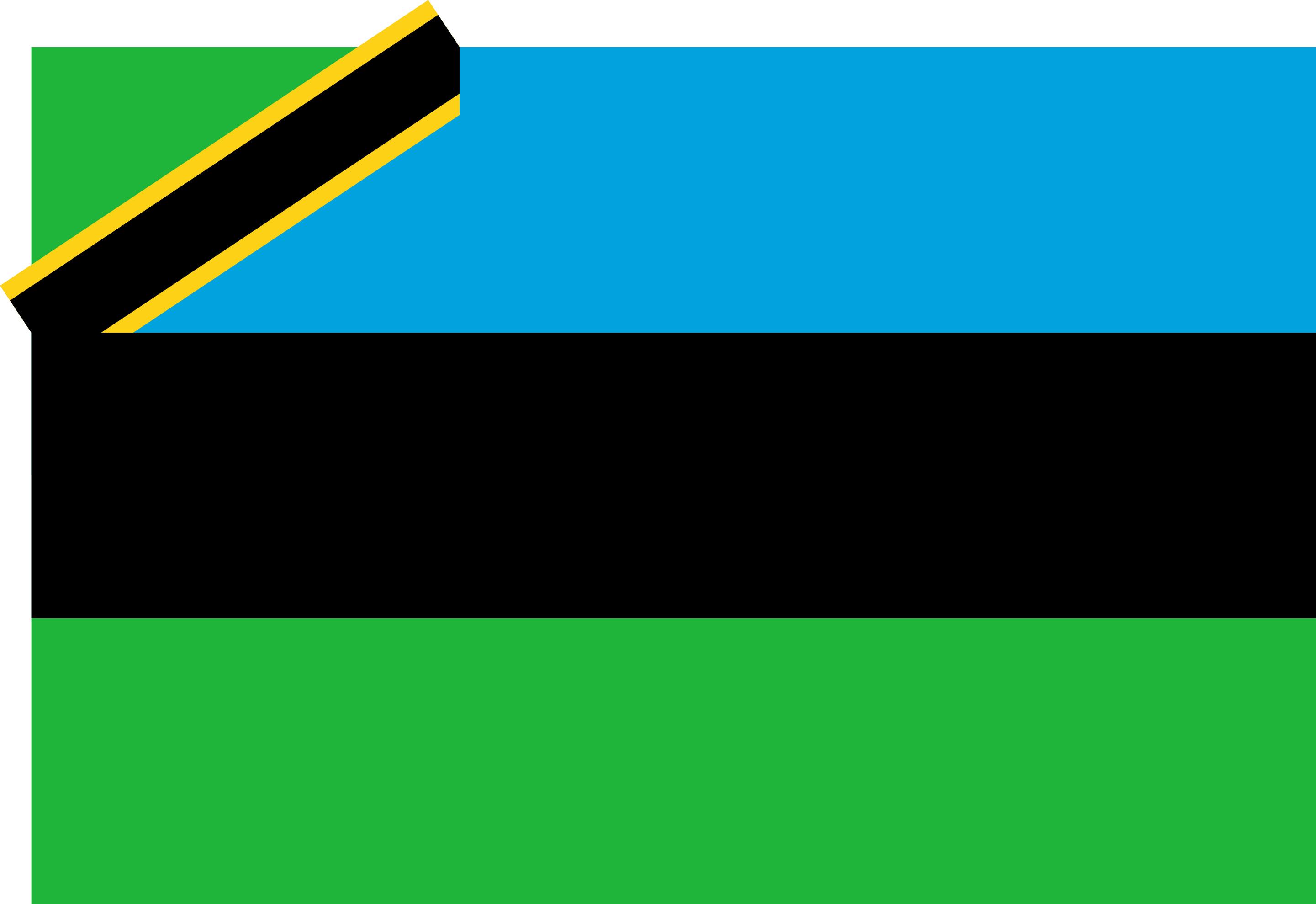 Zanzibar Flag Colours