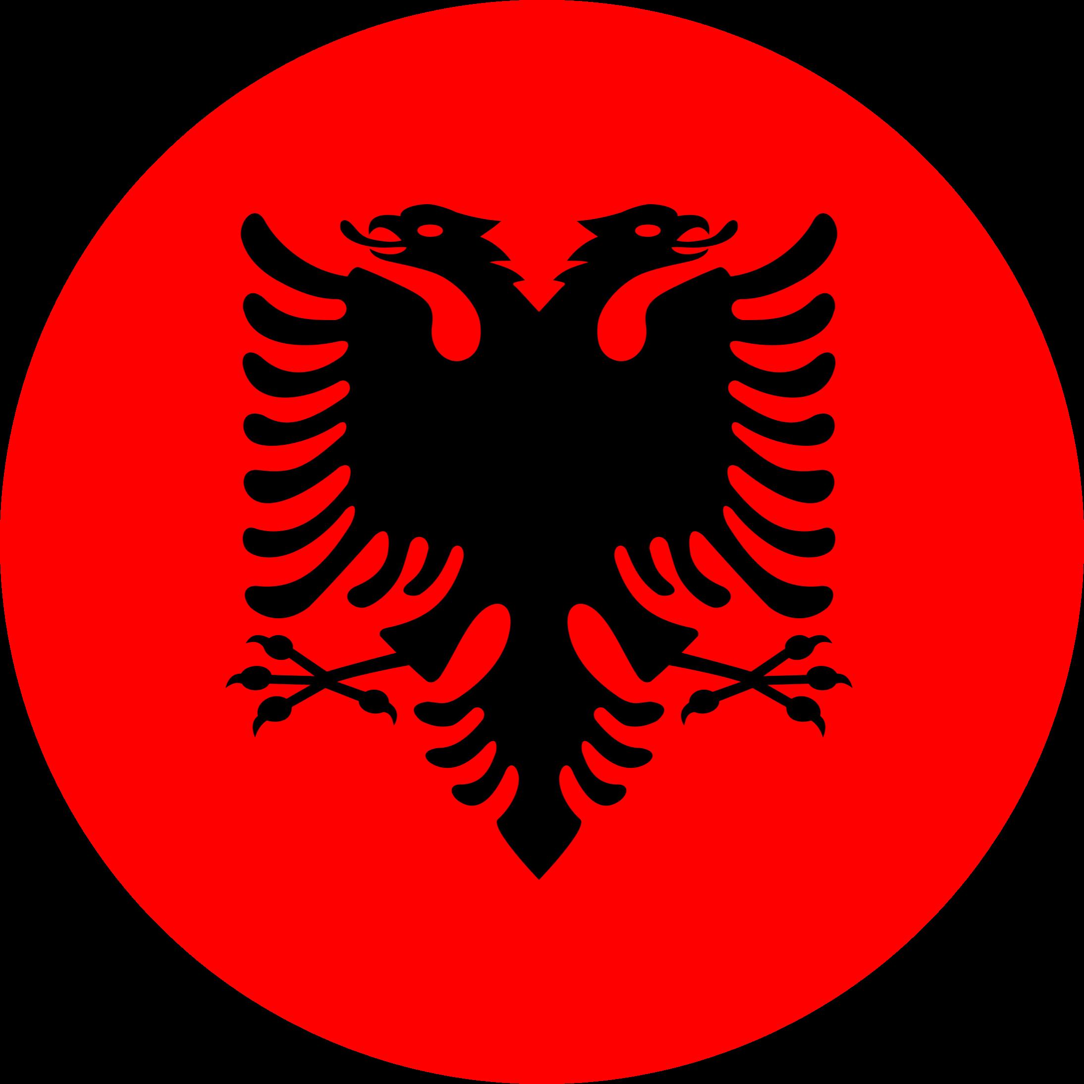 Albania Flag Emoji