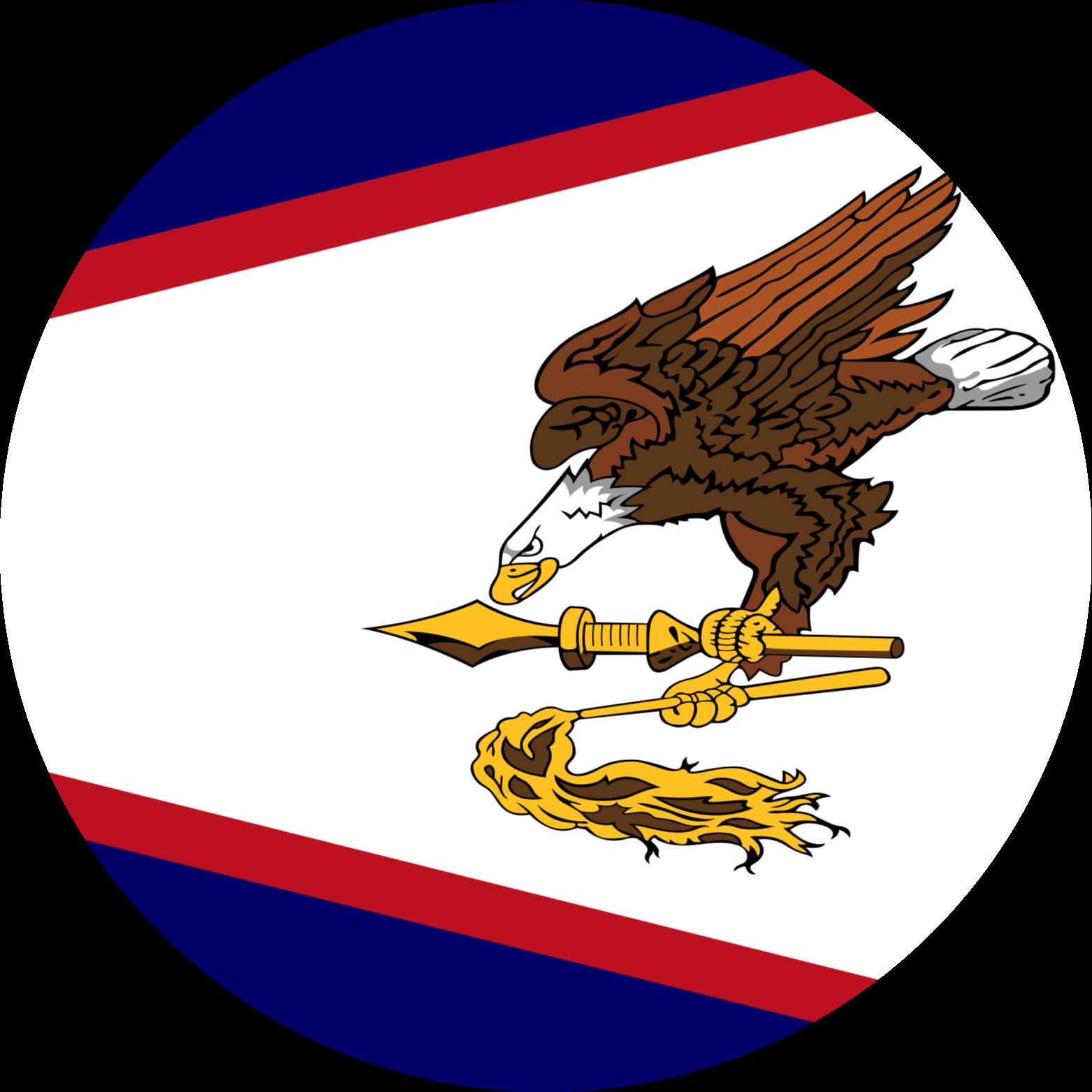 American_Samoa Flag Emoji