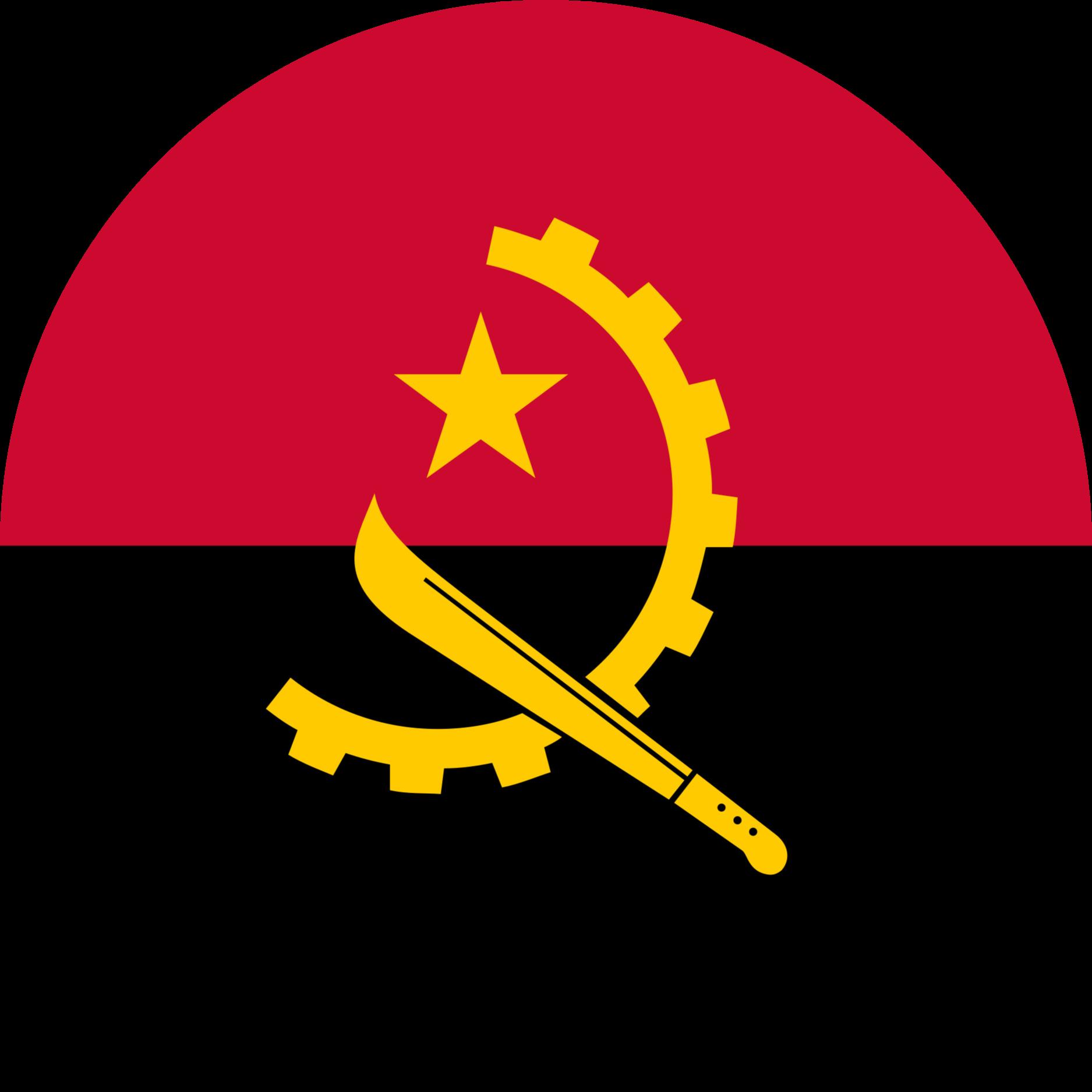 Angola Flag Emoji