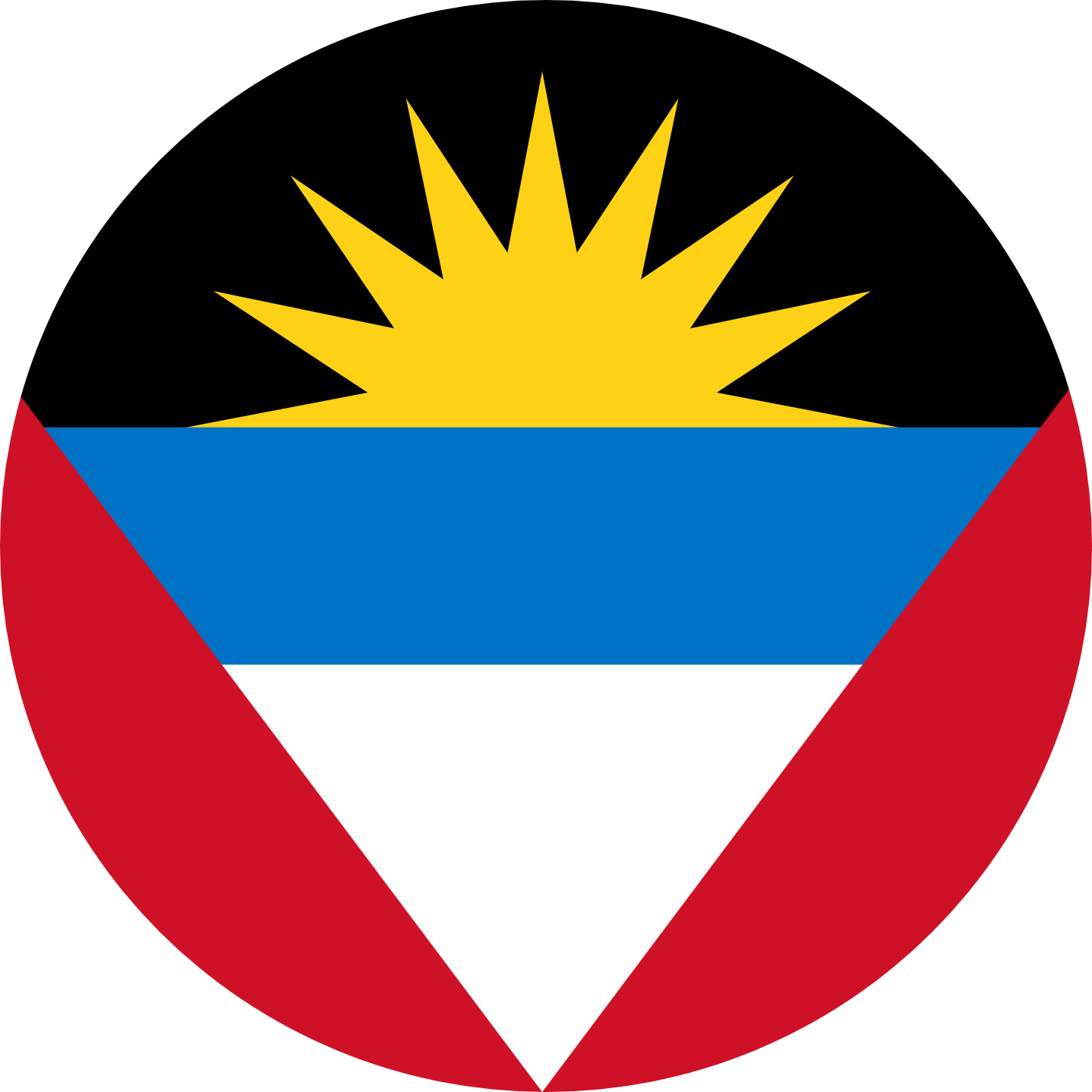Antigua_and_Barbuda Flag Emoji