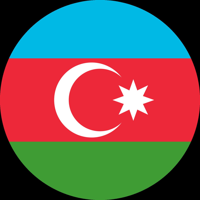 Azerbaijan Flag Emoji