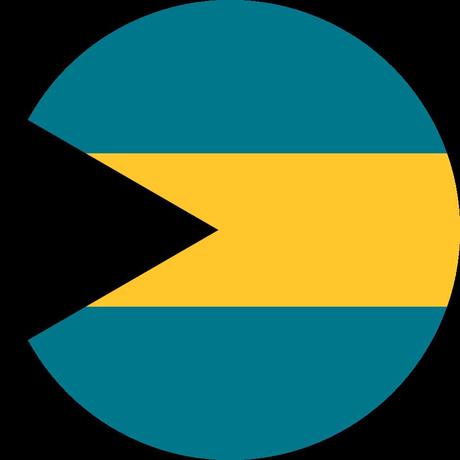 Bahamas Flag Emoji