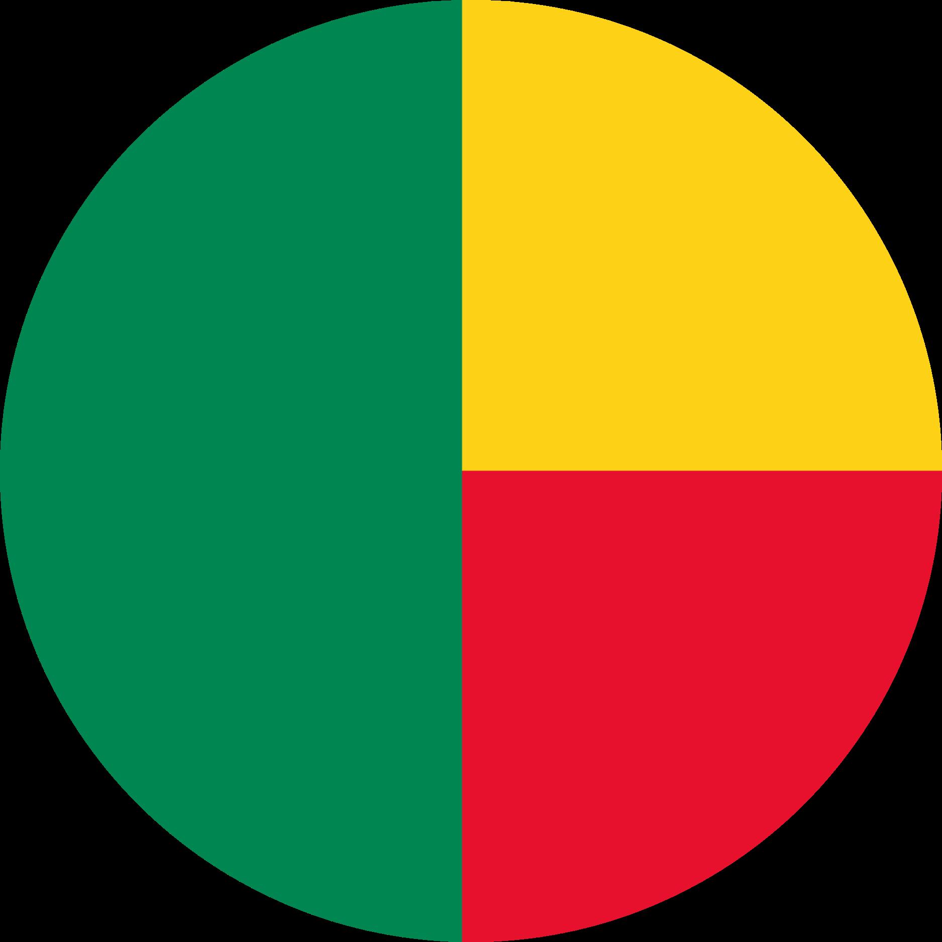 Benin Flag Emoji