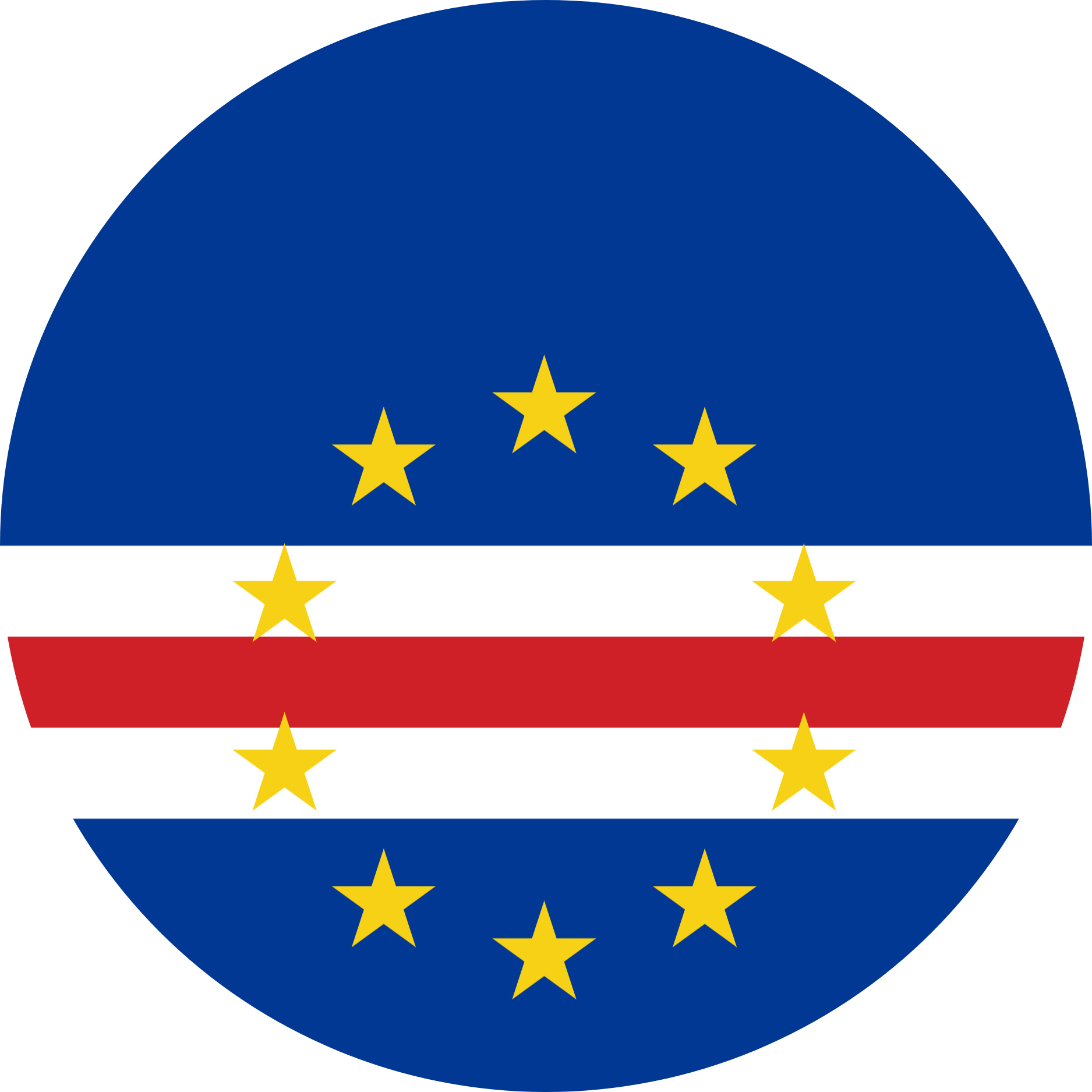 Cape_Verde Flag Emoji