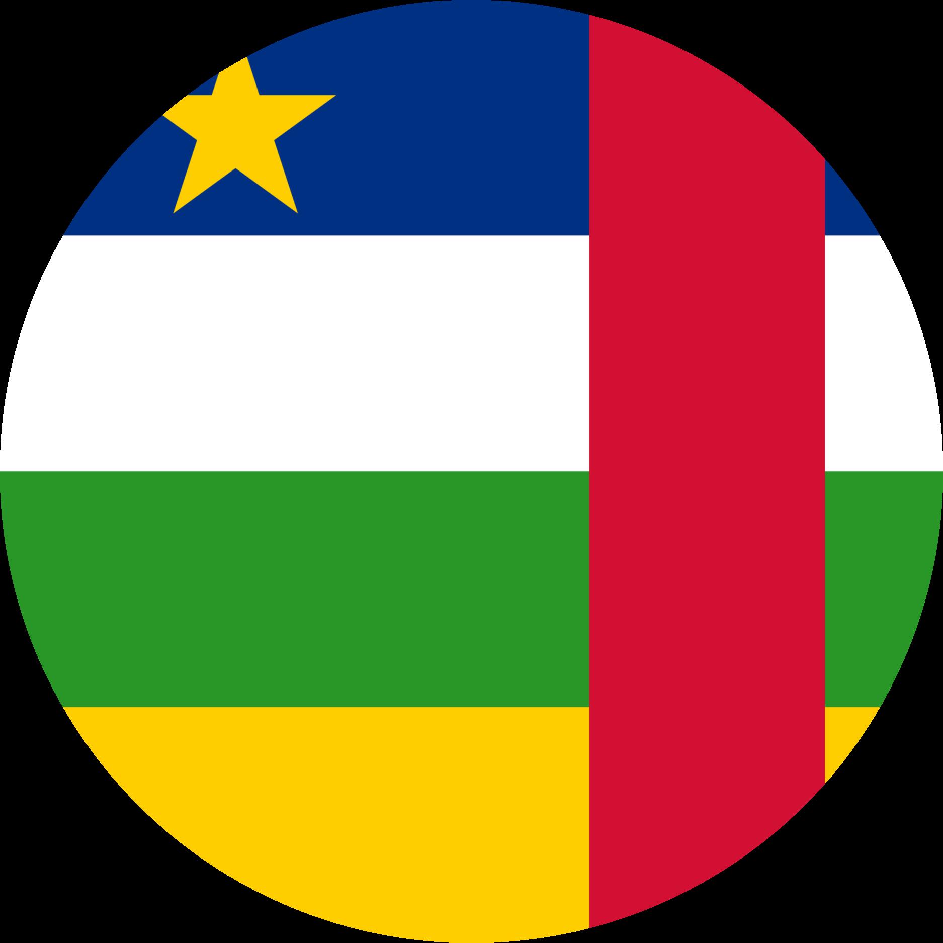 Central_African_Republic Flag Emoji