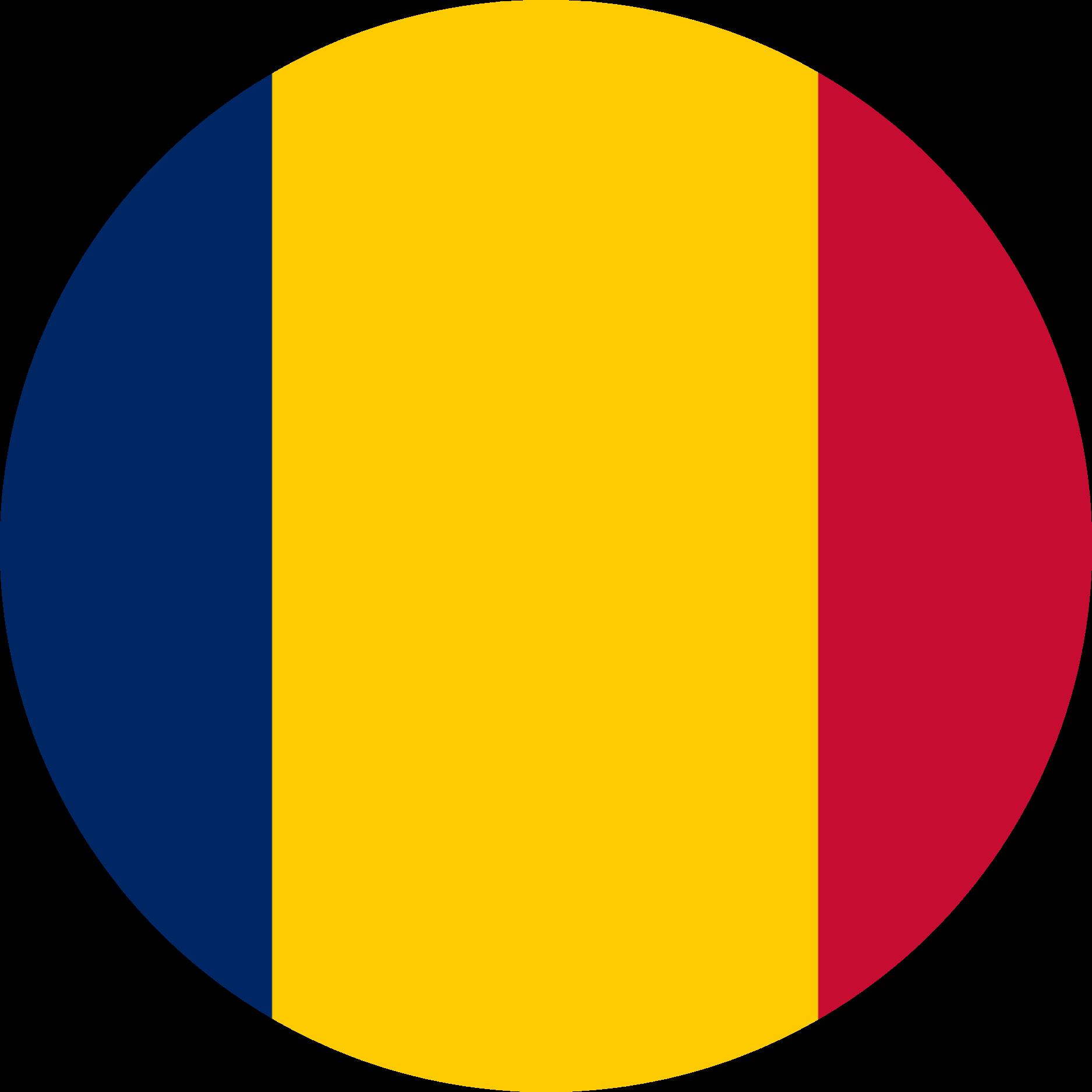 Chad Flag Emoji