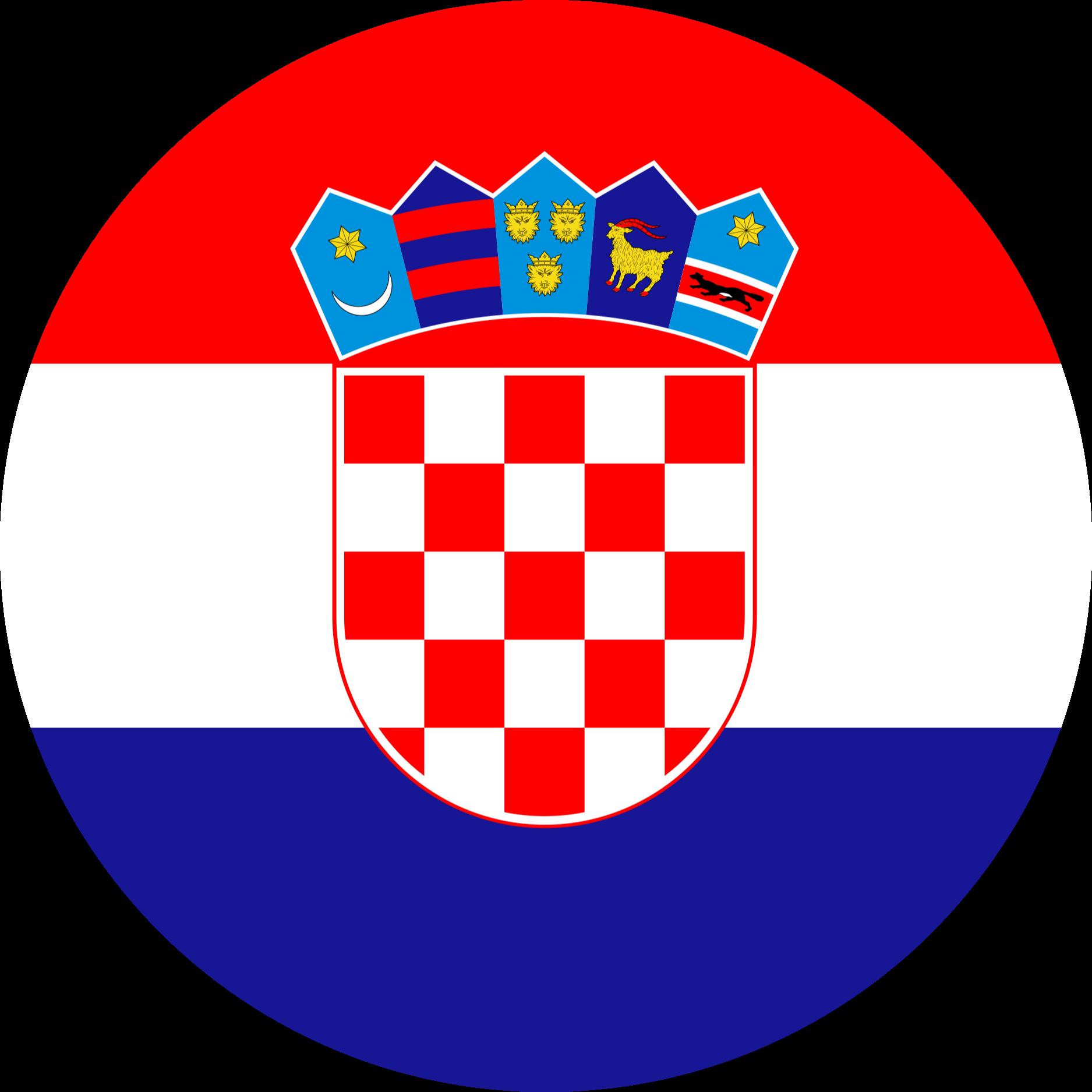 Croatia Flag Emoji