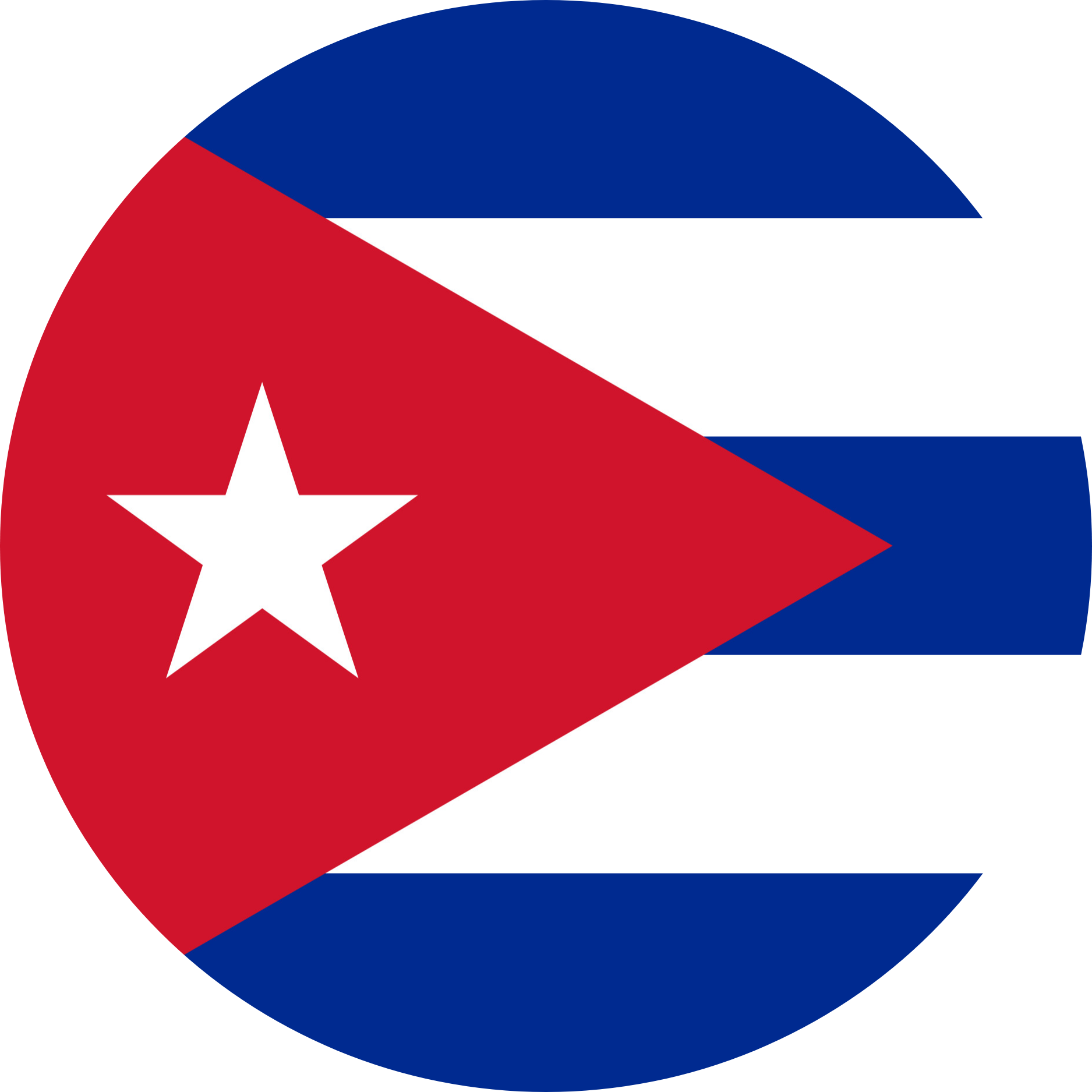 Cuba Flag Emoji