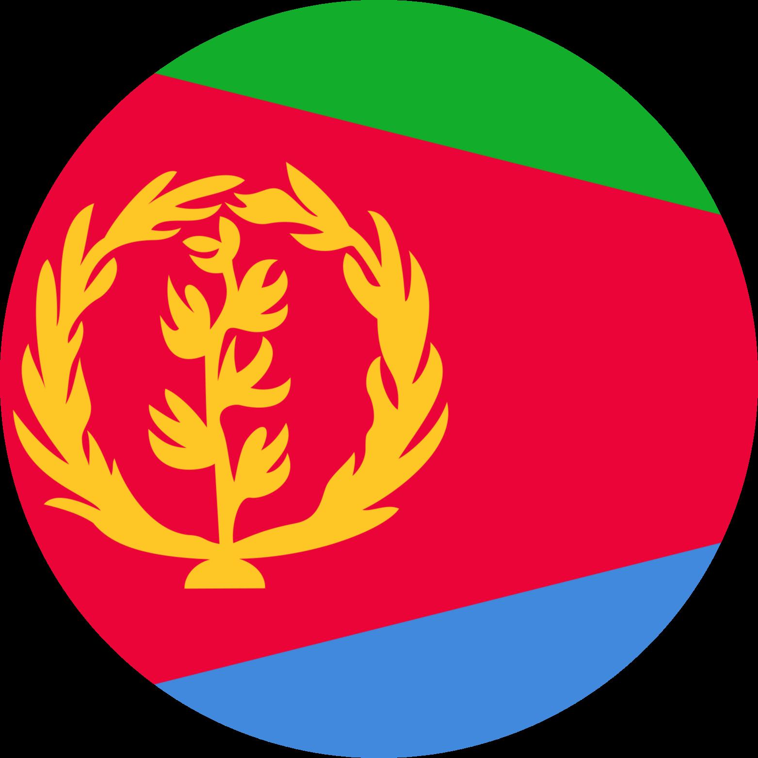 Eritrea Flag Emoji