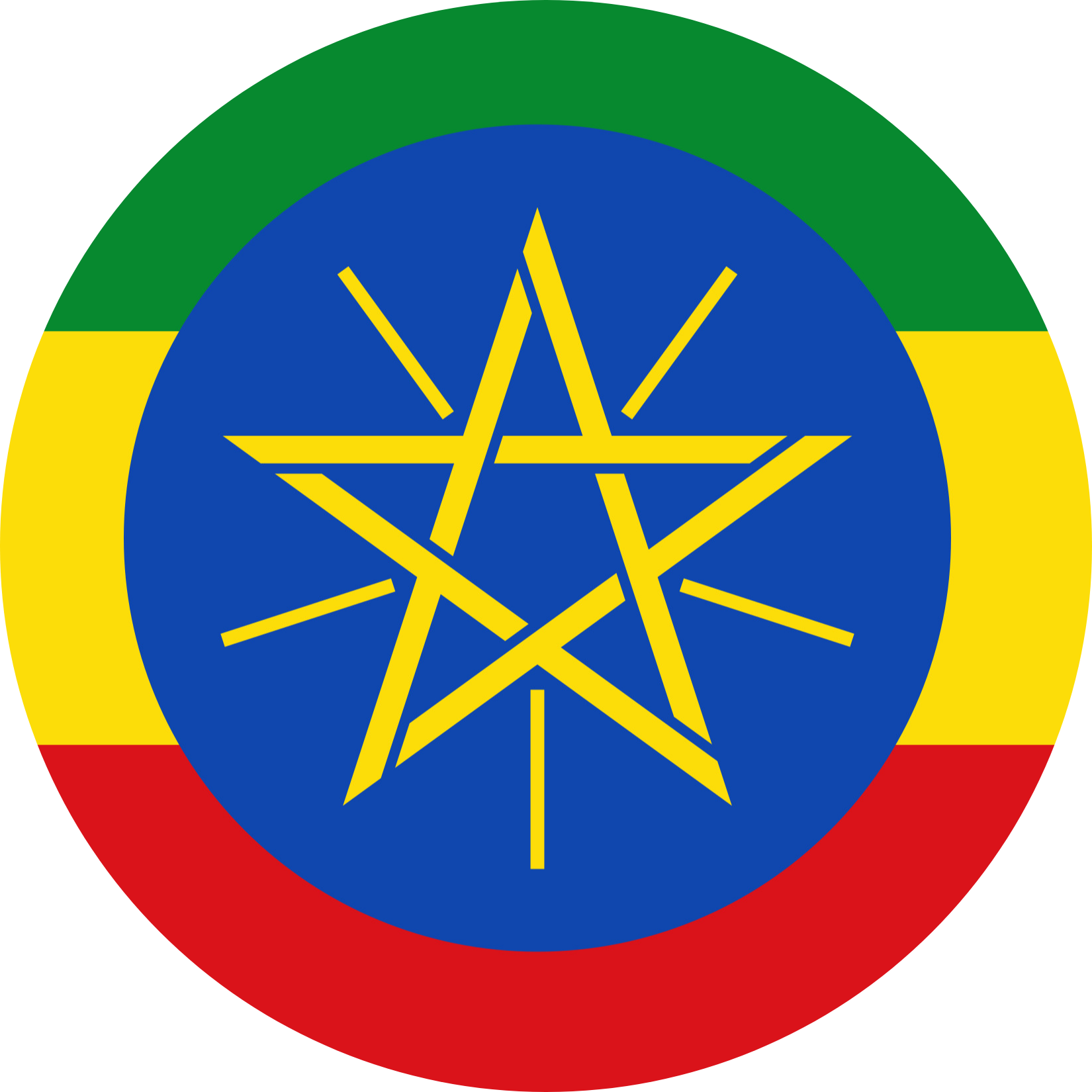 Ethiopia Flag Emoji