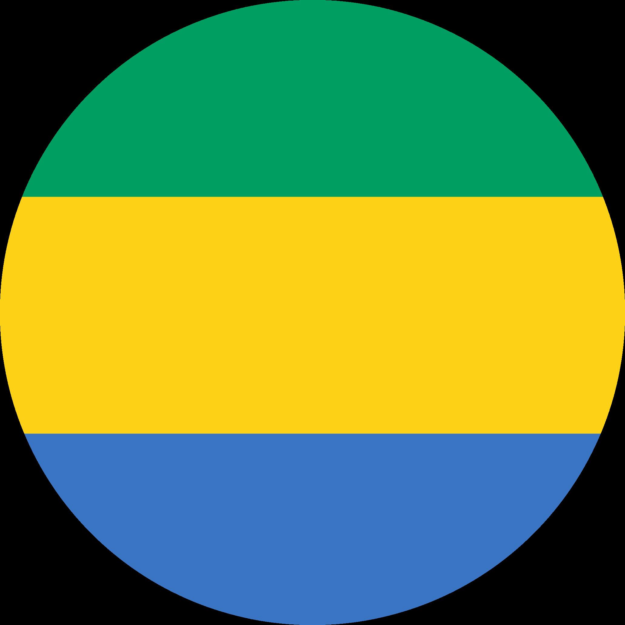 Gabon Flag Emoji