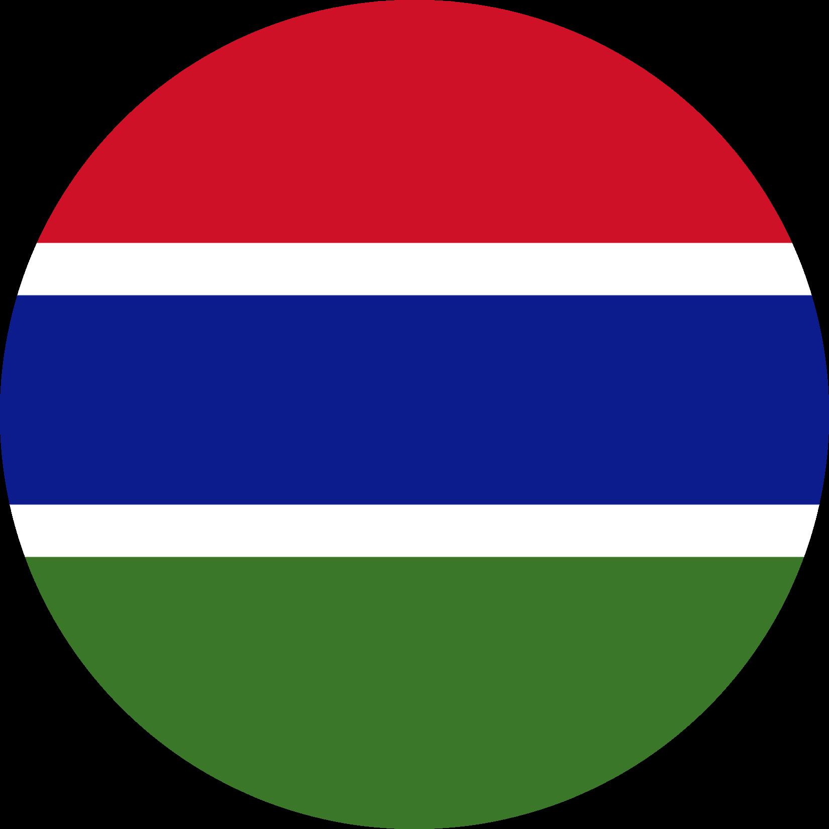 Gambia Flag Emoji