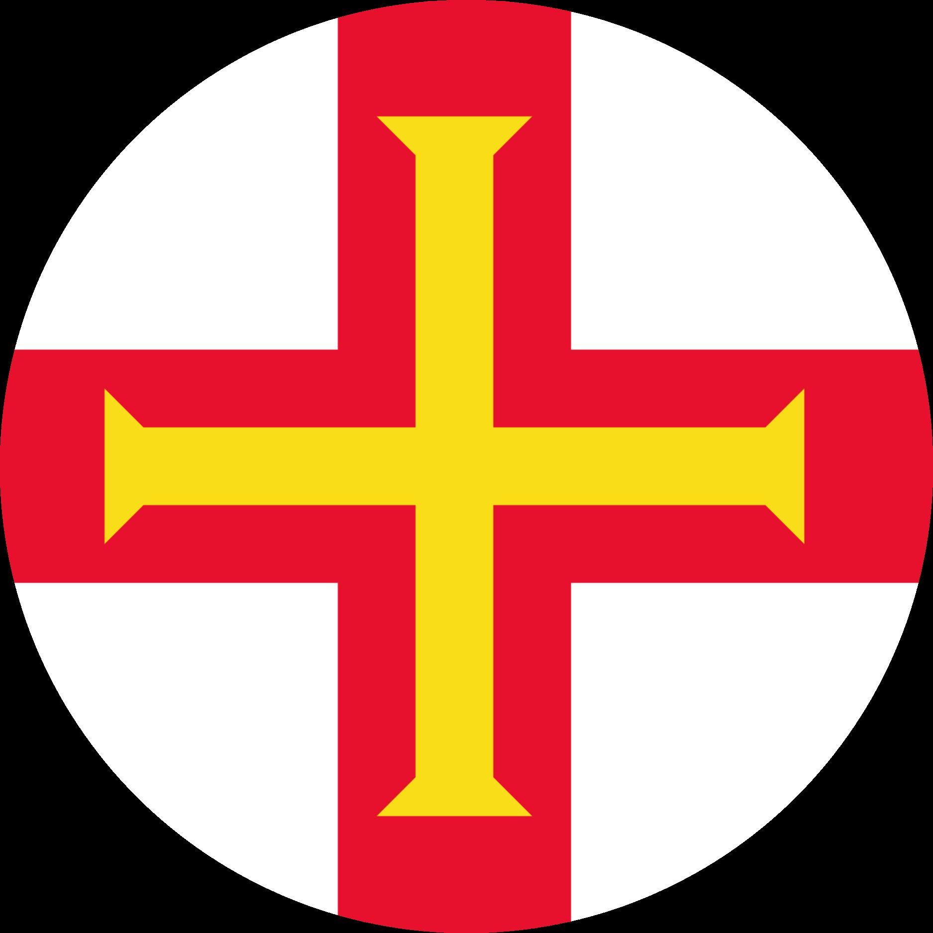 Guernsey Flag Emoji