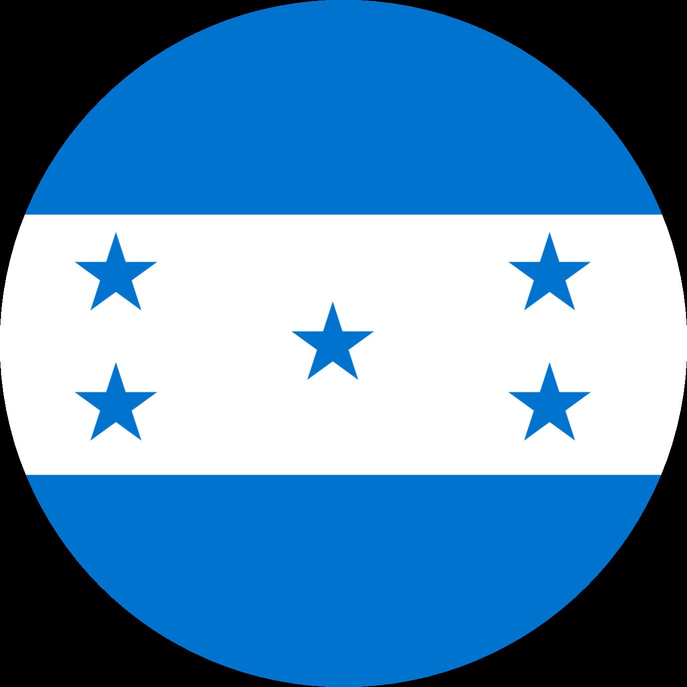 Honduras Flag Emoji