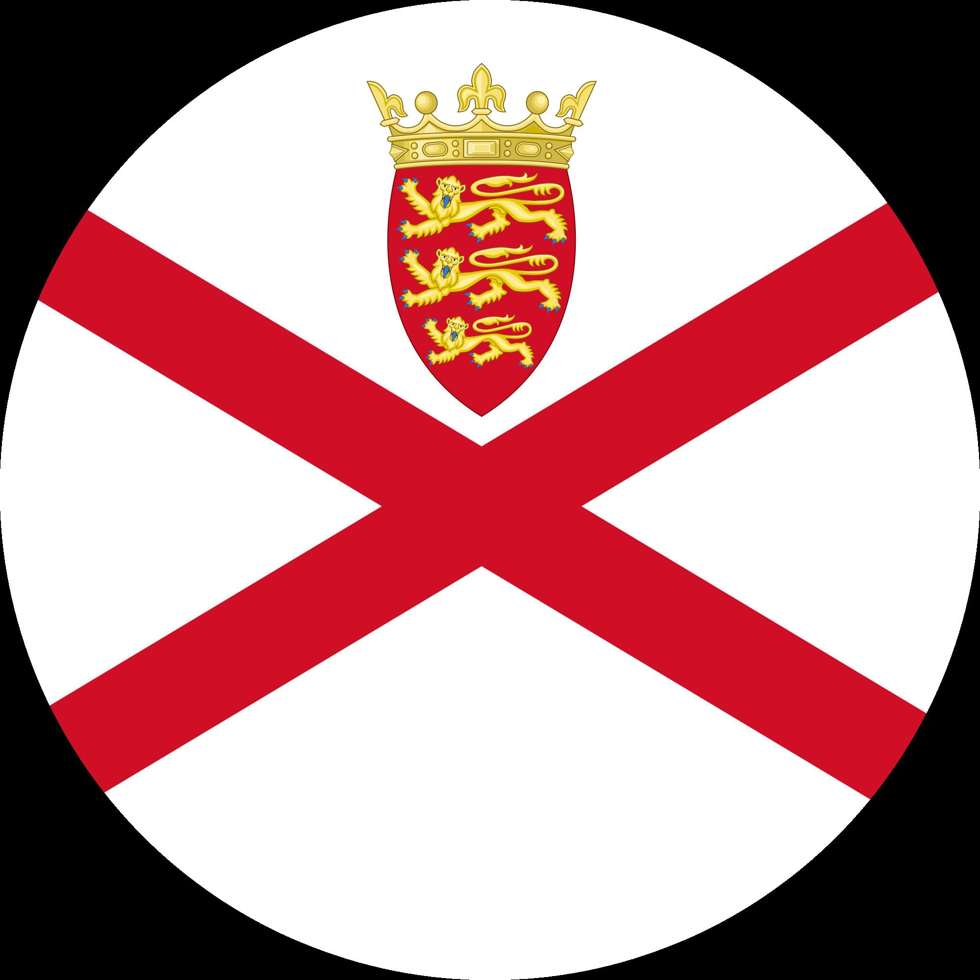 Jersey Flag Emoji