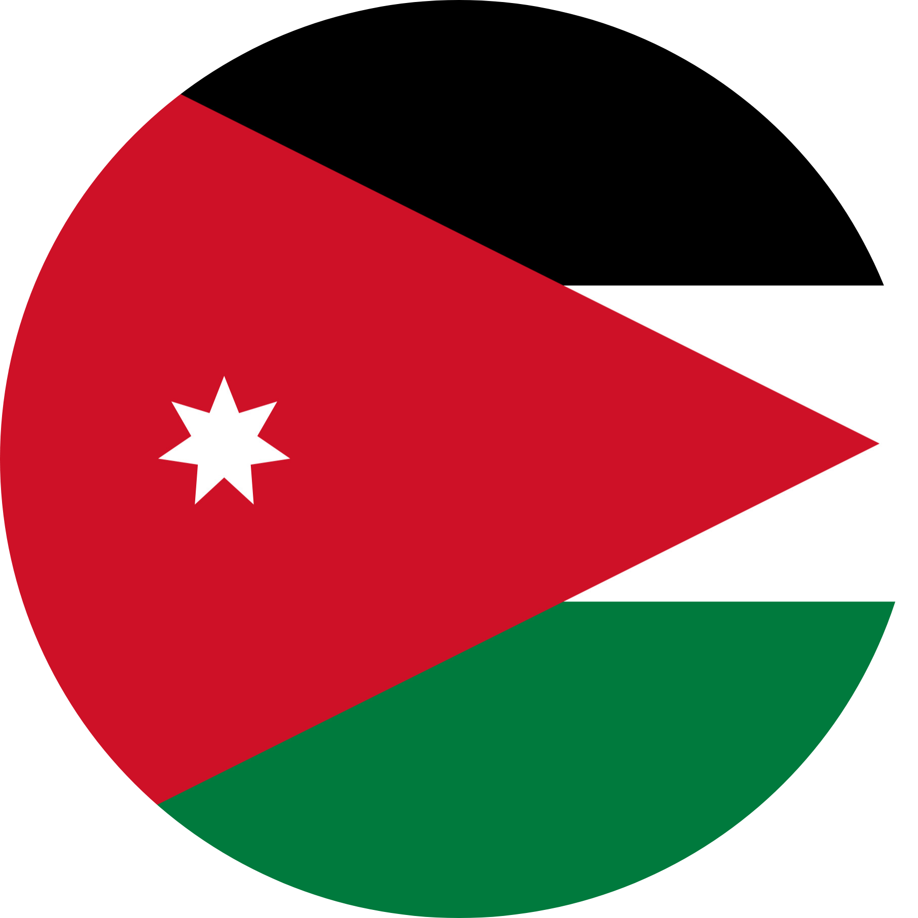 Jordan Flag Emoji